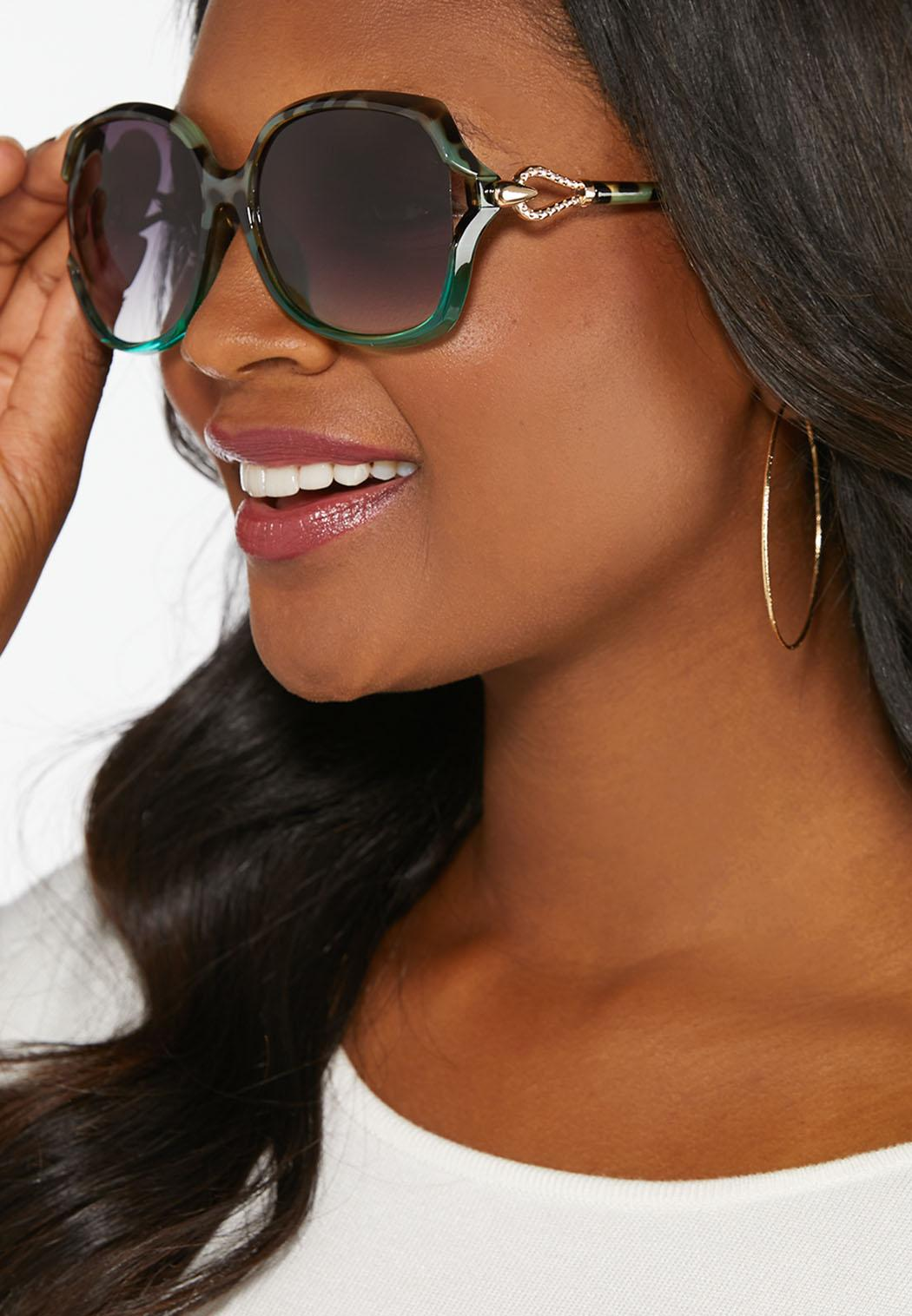 Green Ombre Sunglasses (Item #44251073)
