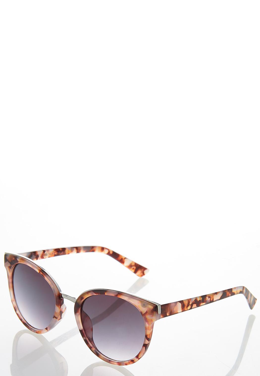 Lavender Tortoise Sunglasses (Item #44251621)