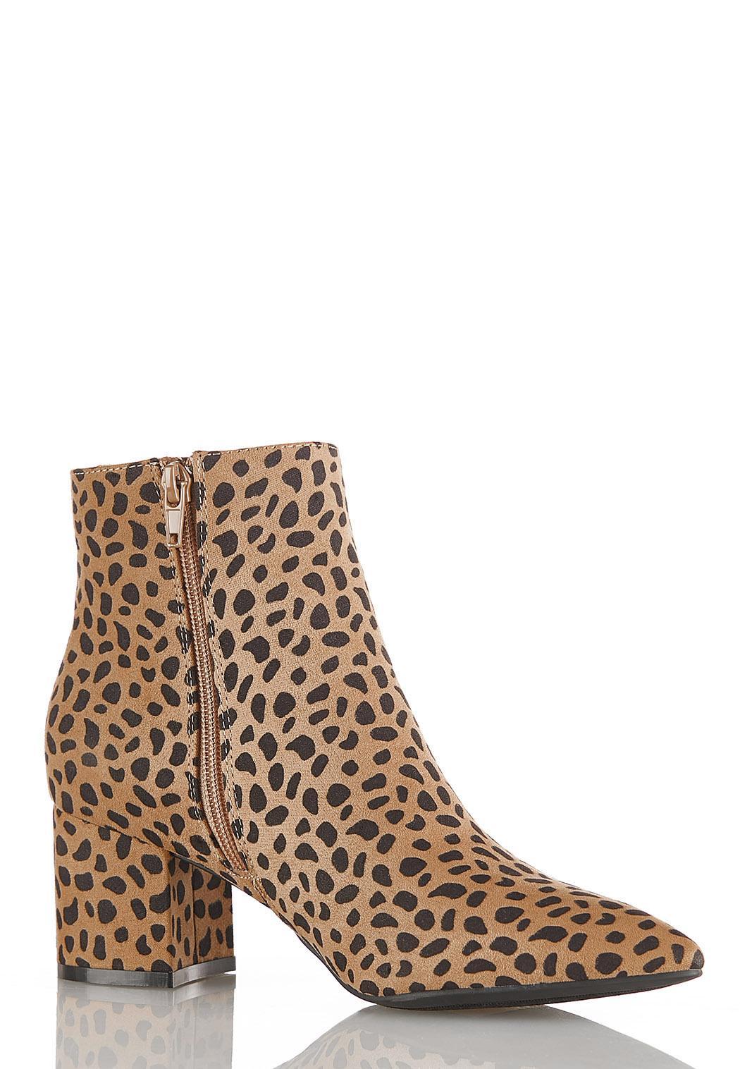 Cheetah Booties (Item #44257267)