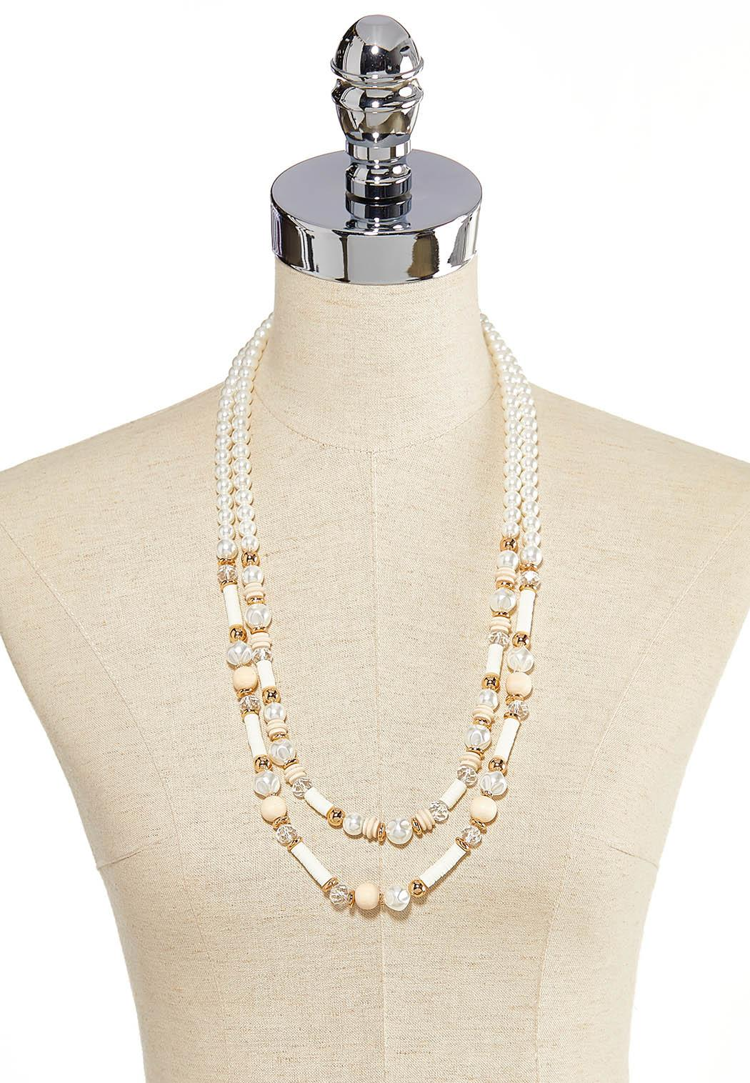 Naturally Stunning Necklace (Item #44257659)