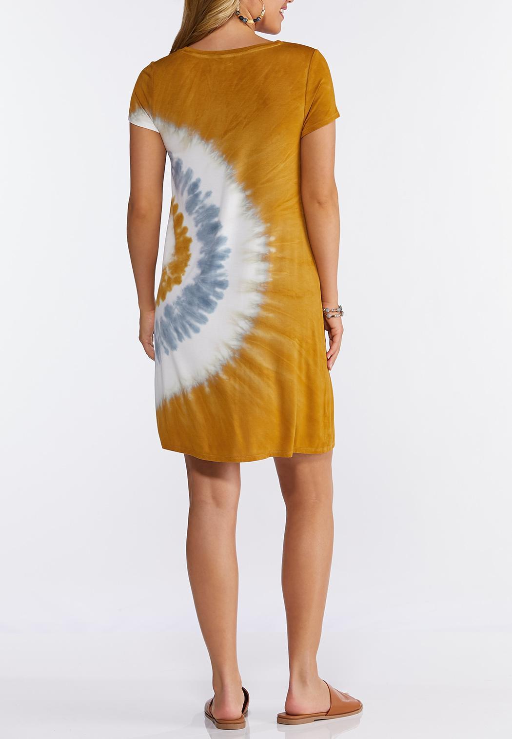 Sunny Tie Dye Swing Dress (Item #44264465)