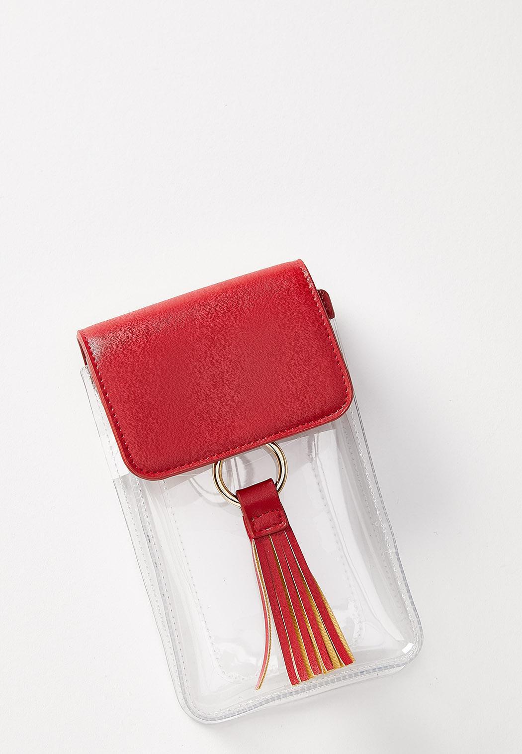Lucite Cell Crossbody Bag (Item #44270414)