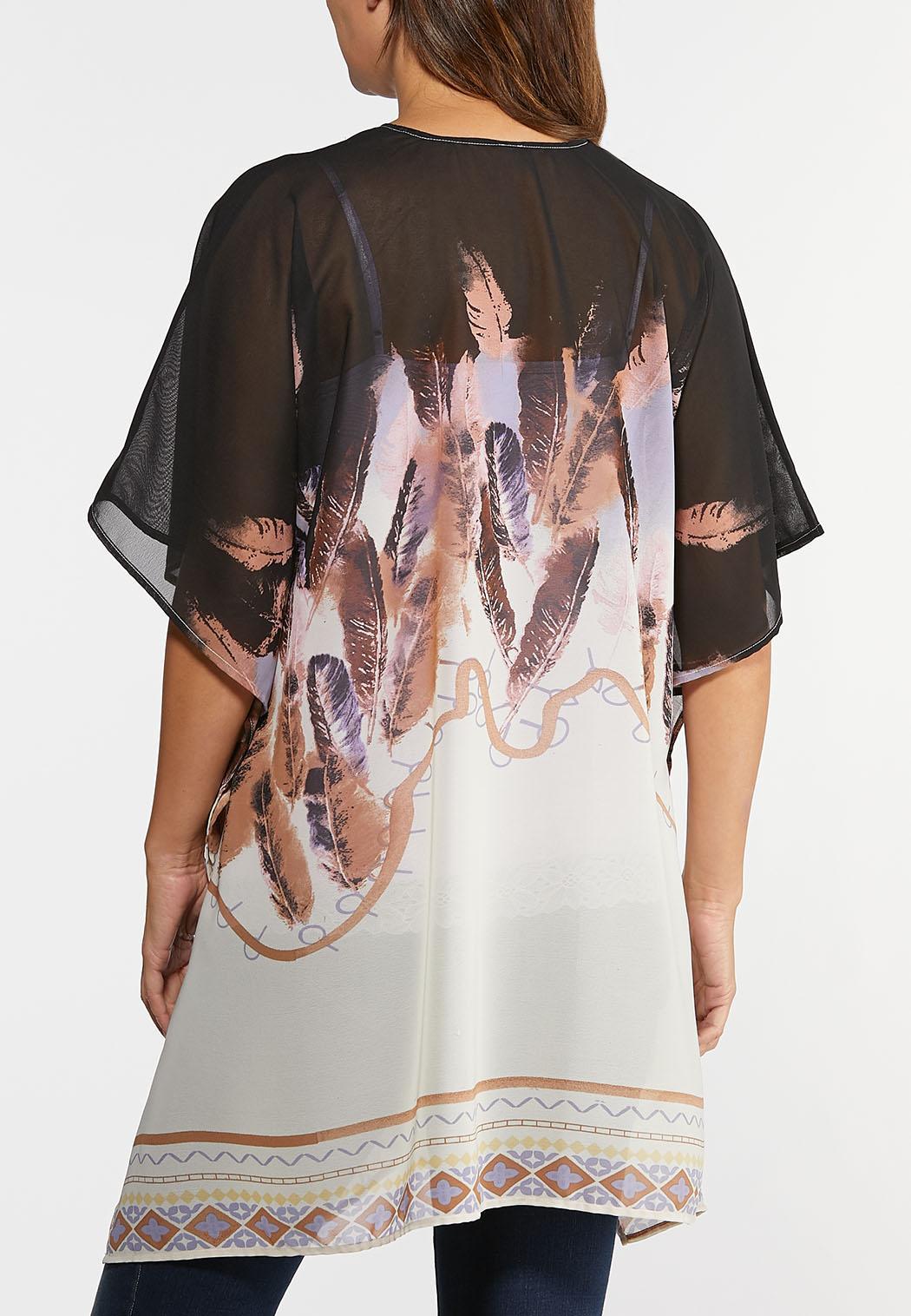 Feather Kimono (Item #44273248)