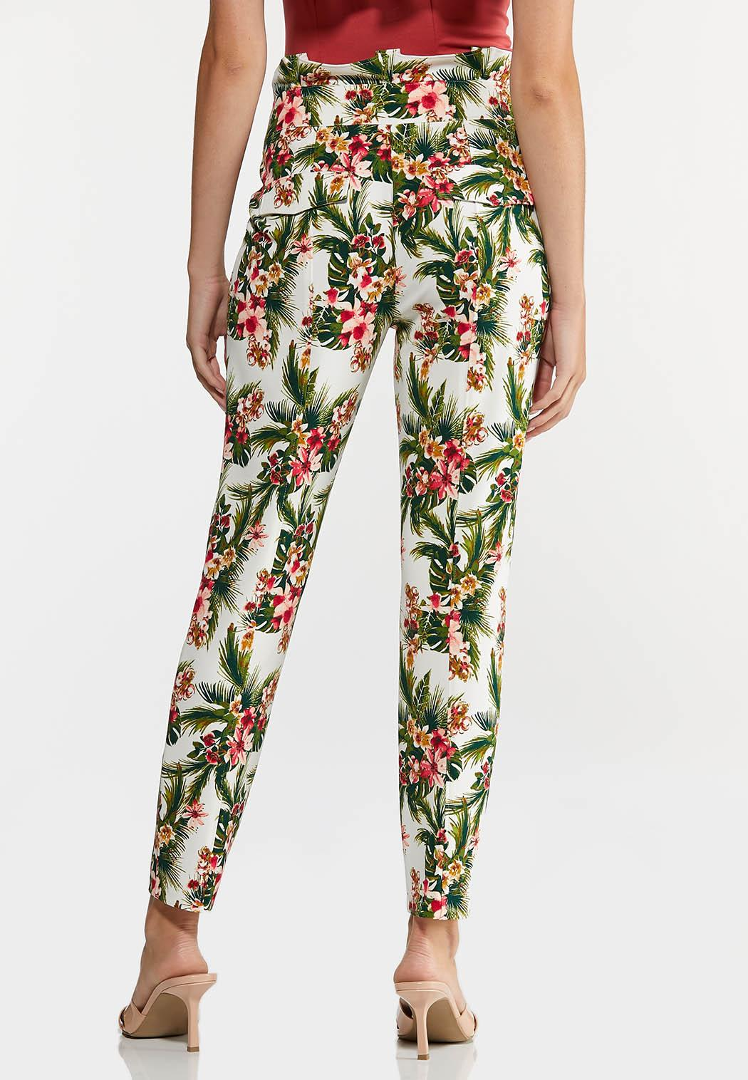 Tropical Slim Utility Pants (Item #44274248)