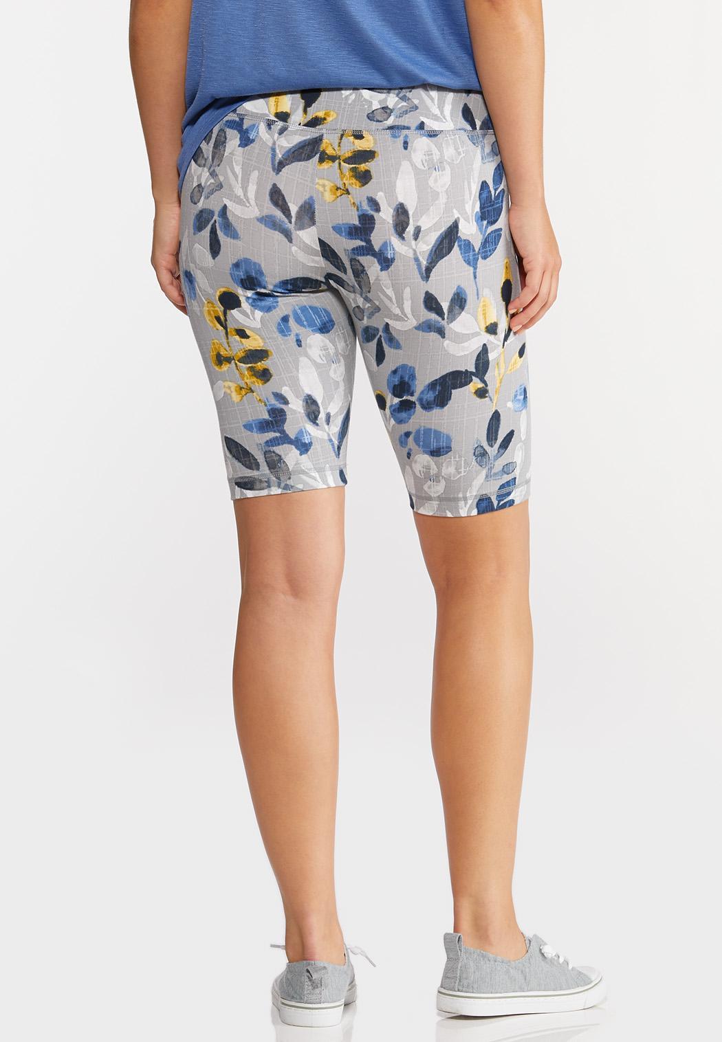 Floral Biker Shorts (Item #44276145)