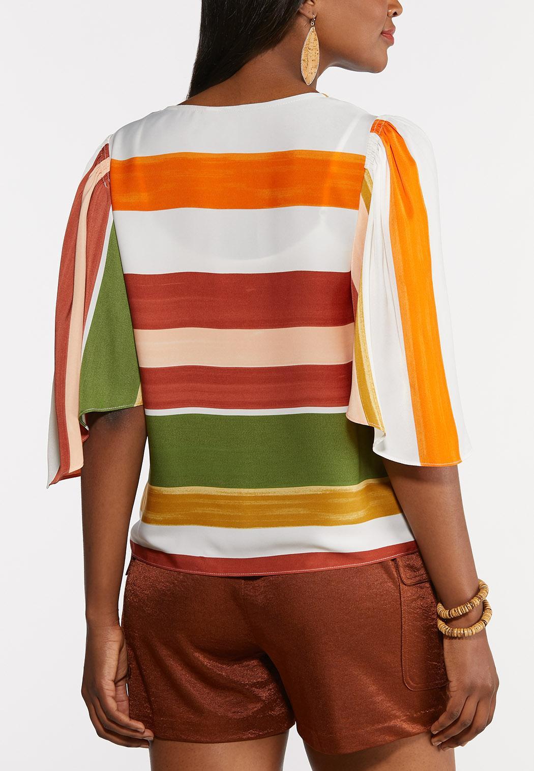 Brushed Stripe Top (Item #44277879)