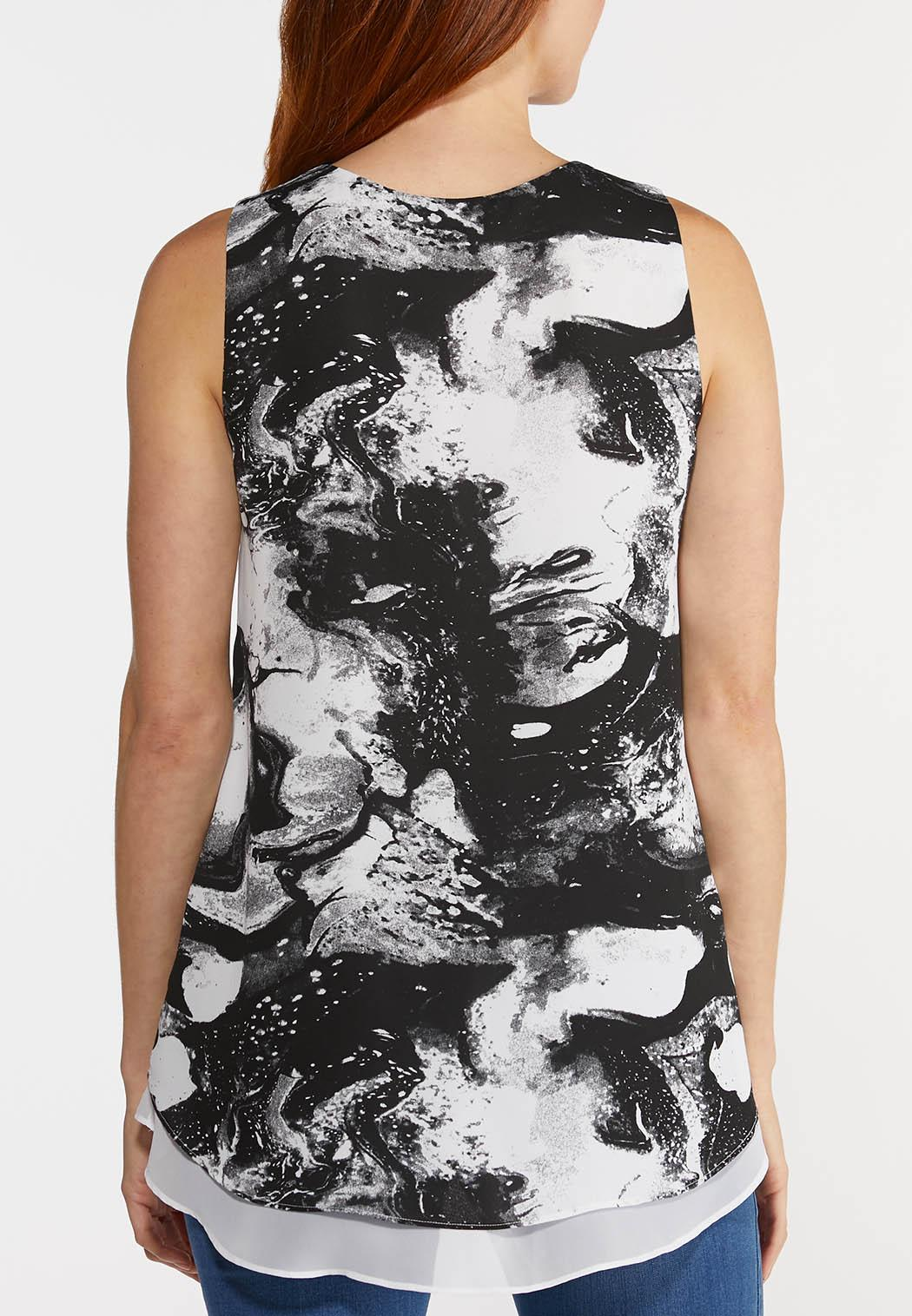 Marble Layered Top (Item #44277945)