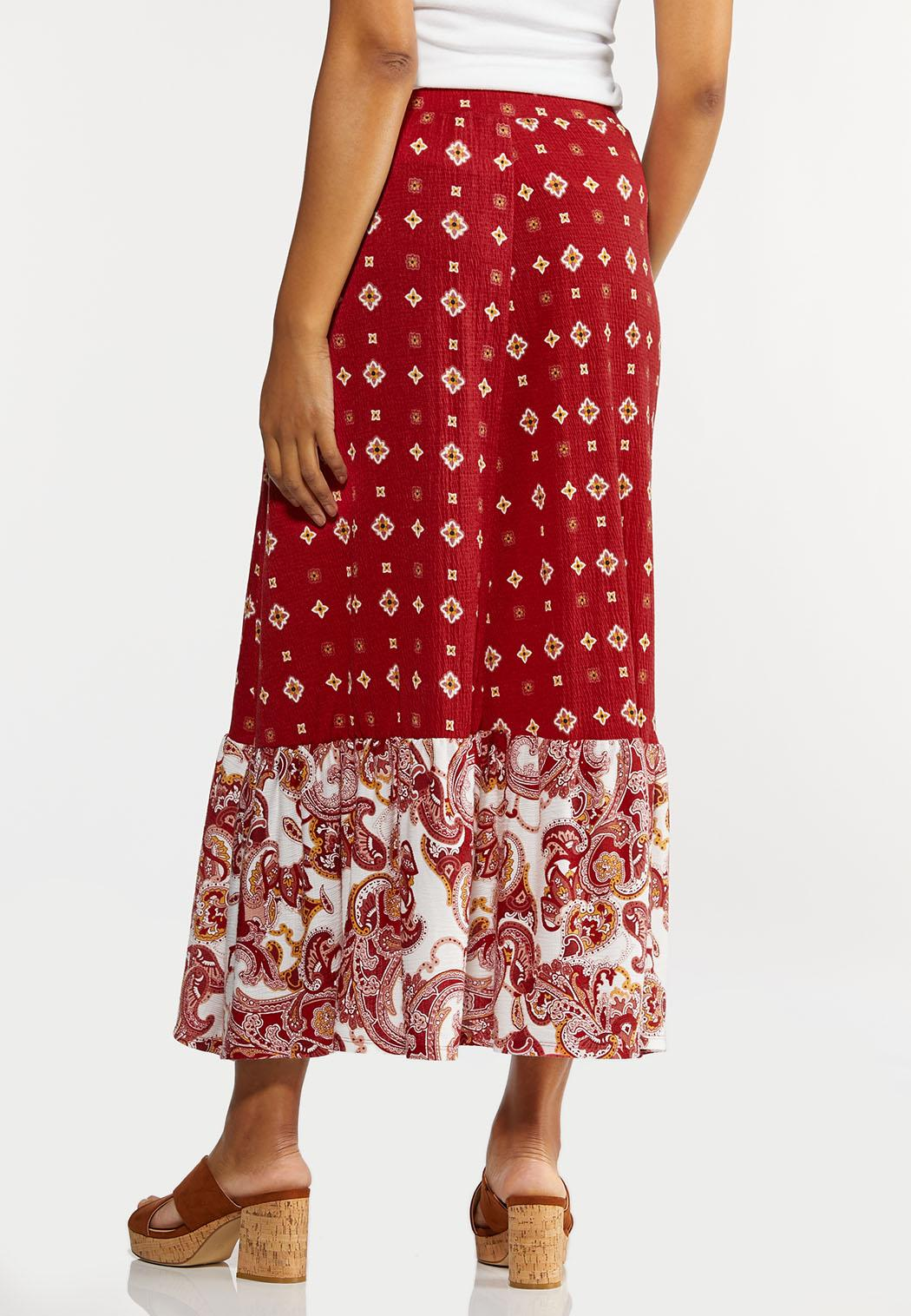Medallion Wrap Skirt (Item #44280508)