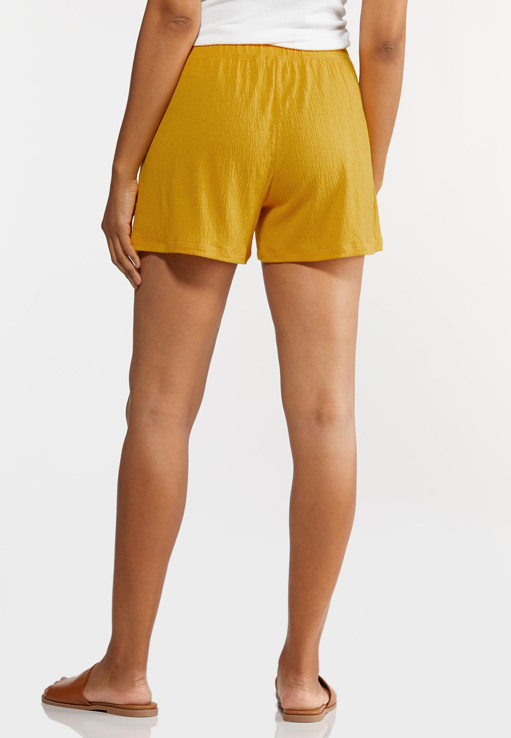Utility Tie Front Shorts (Item #44280958)