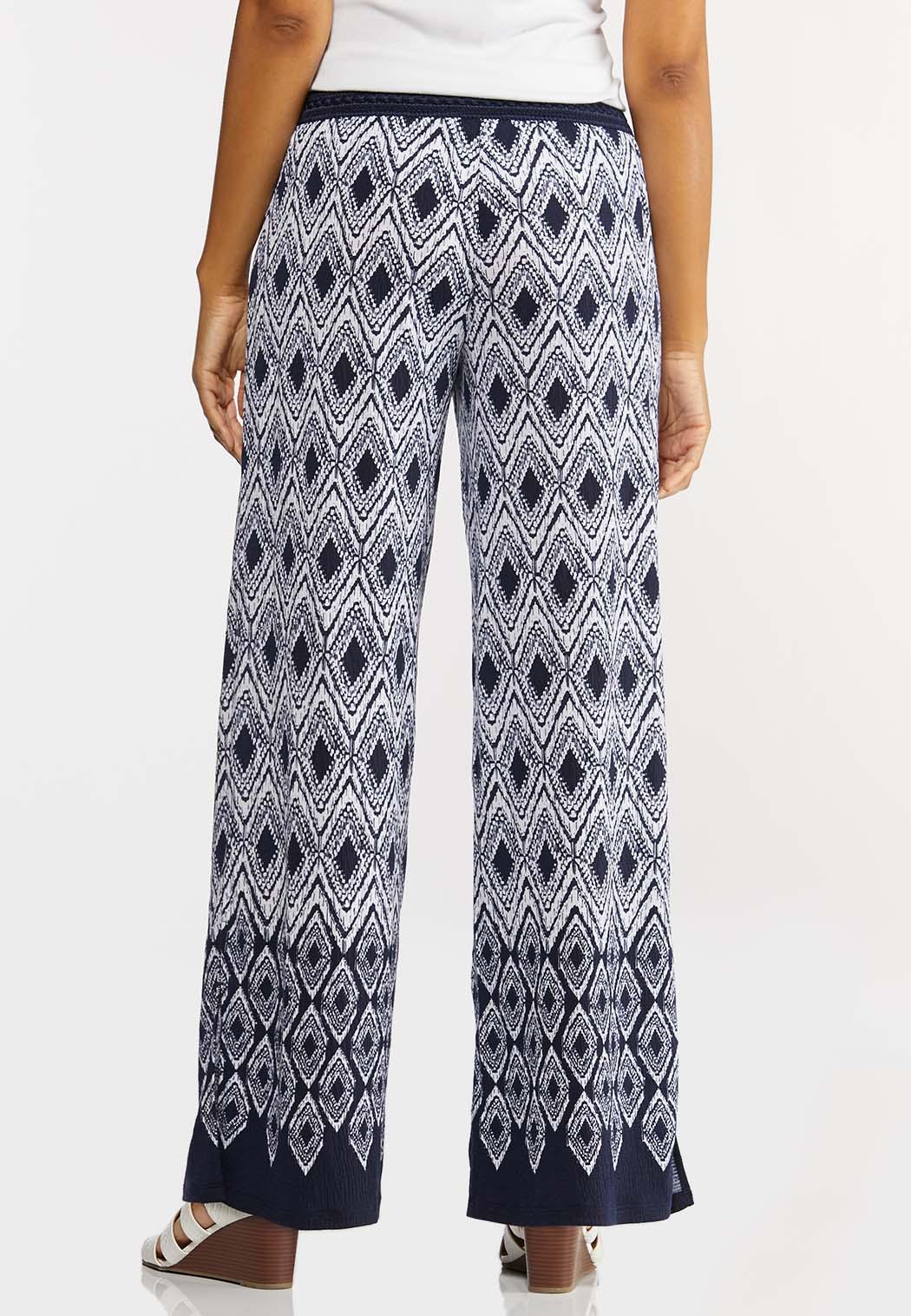 Petite Border Chevron Pants (Item #44281268)