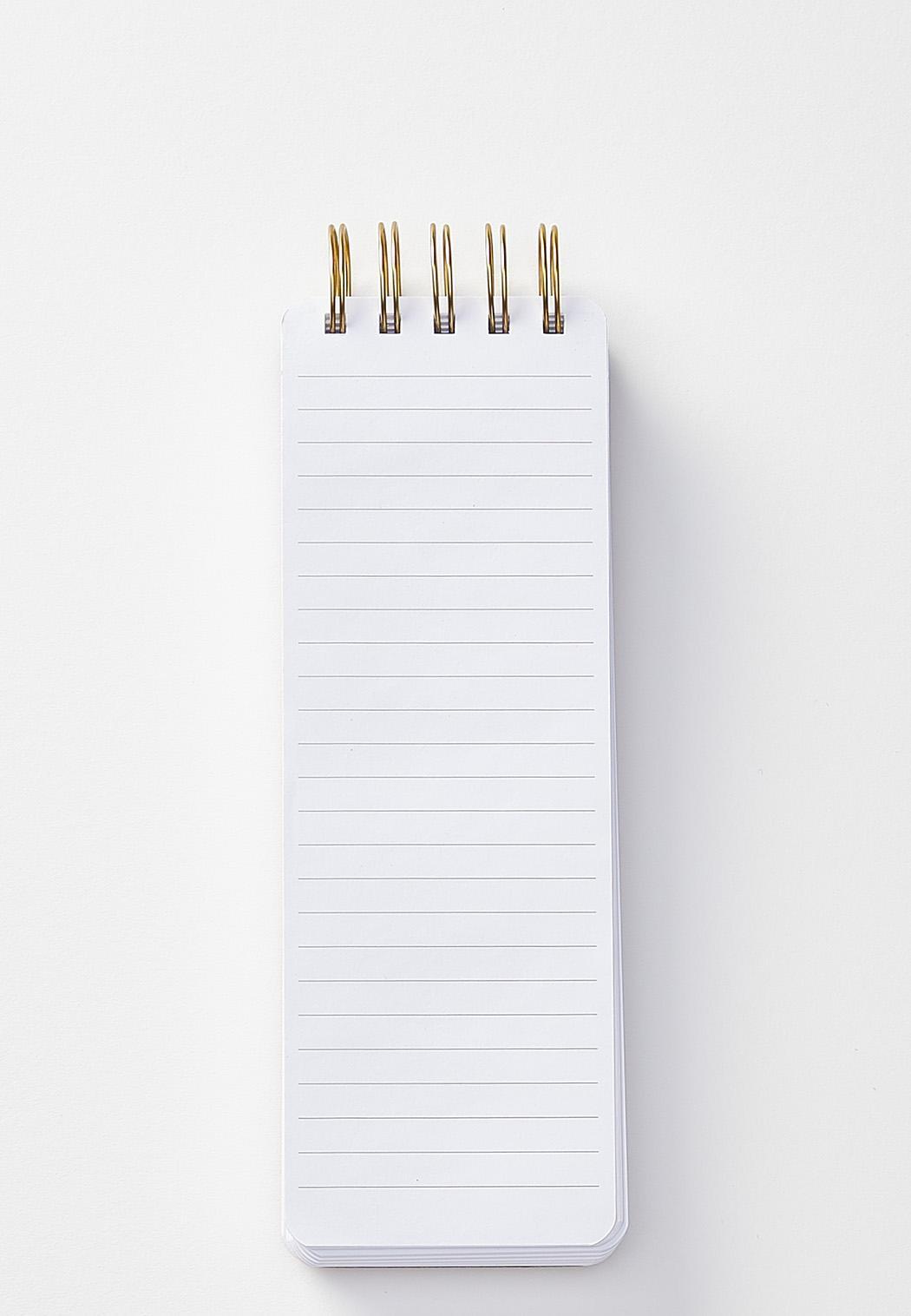 Pink Spiral Notebook (Item #44282719)