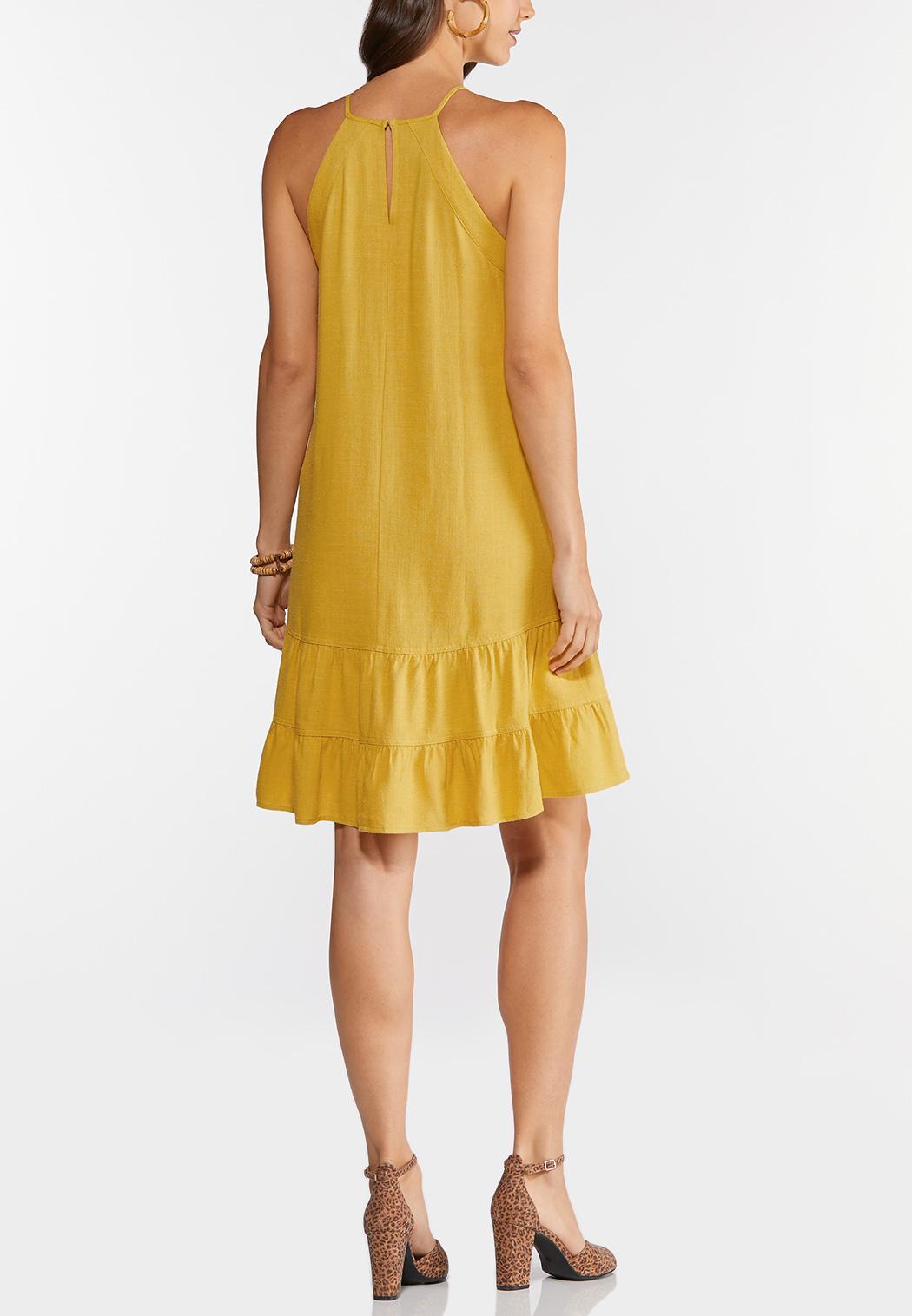 Linen Swing Dress (Item #44284734)