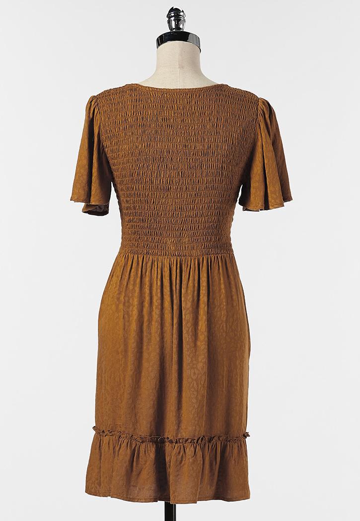 Smocked Babydoll Dress (Item #44284953)