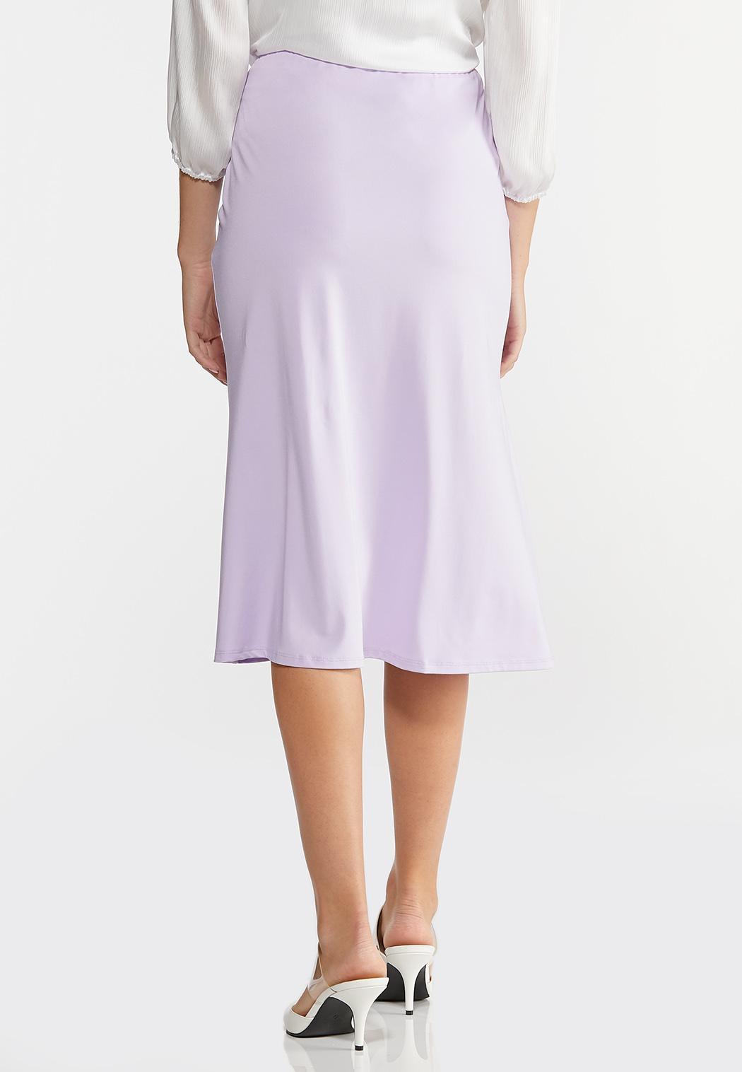 Lilac Slip Skirt (Item #44288901)
