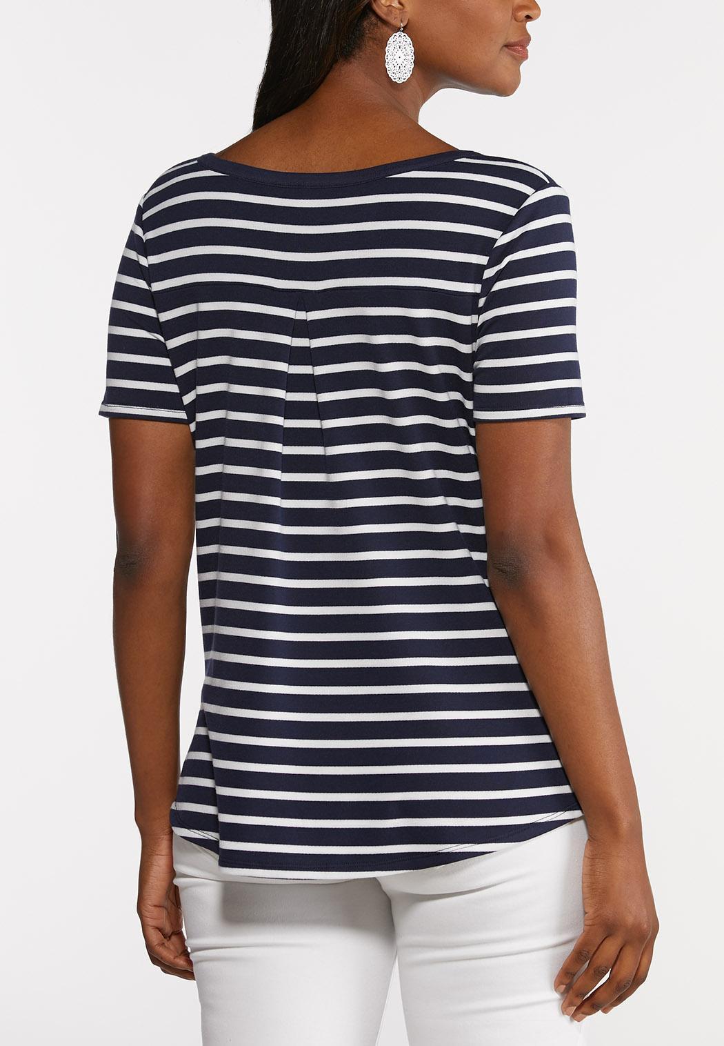 Nautical Stripe Top (Item #44291154)