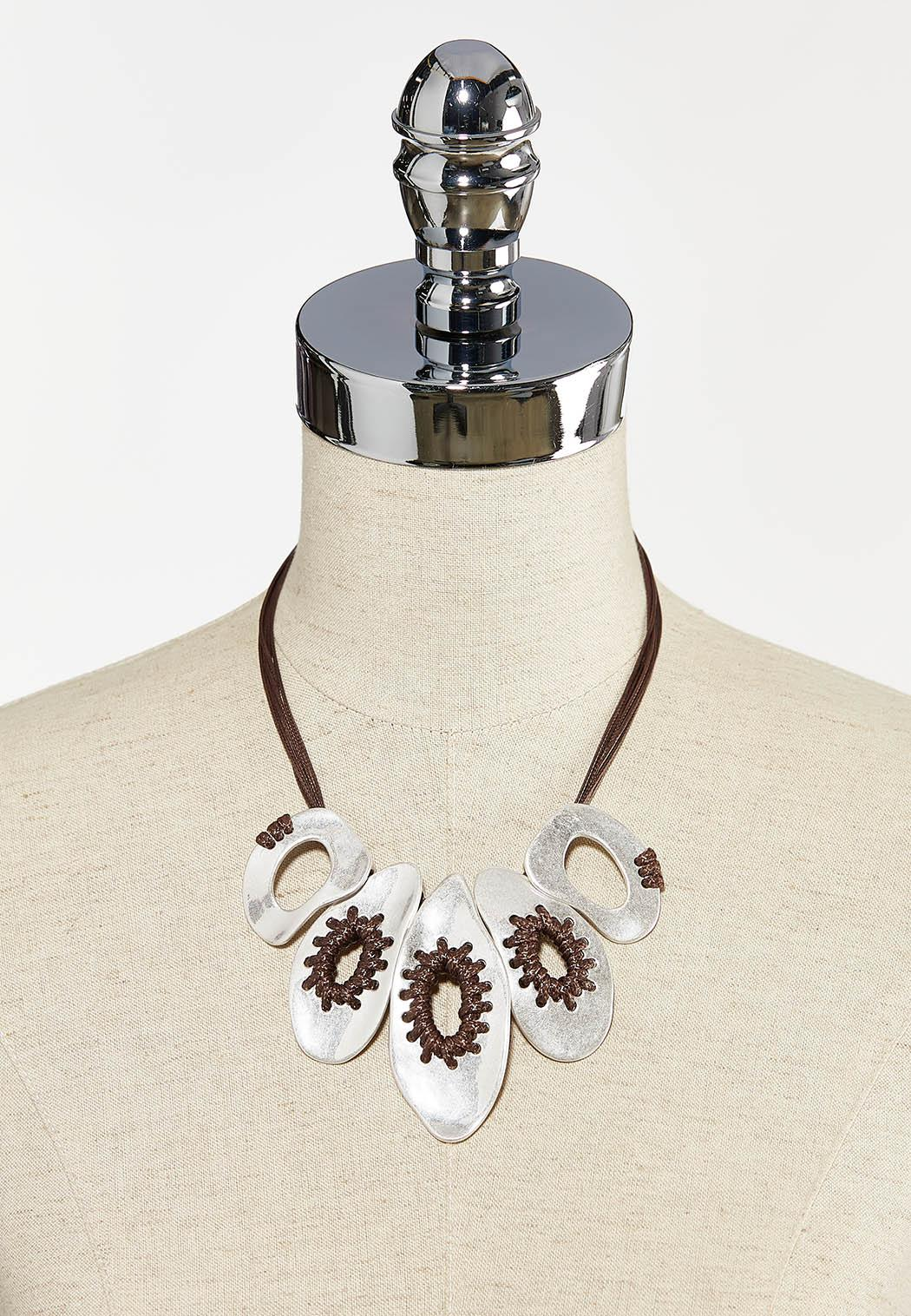 Artisan Cord Necklace (Item #44293414)
