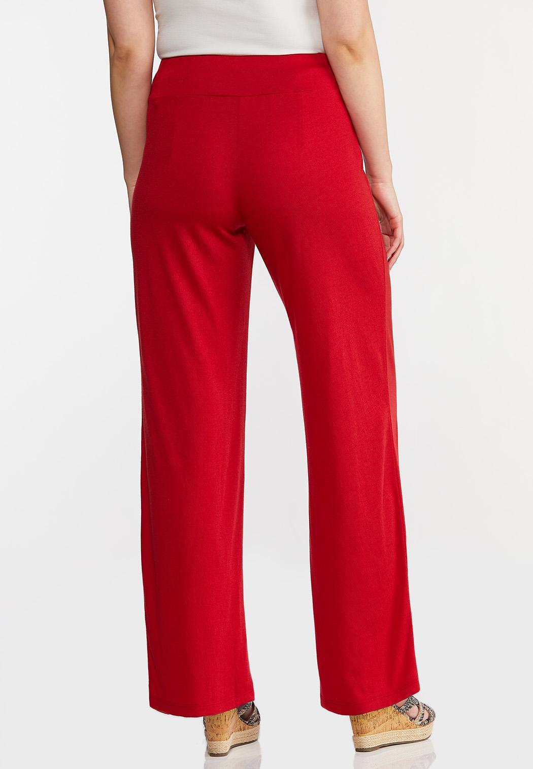 Red Gauze Pants (Item #44293666)