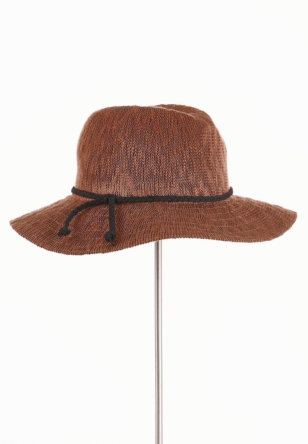 Braided Trim Panama Hat (Item #44294361)