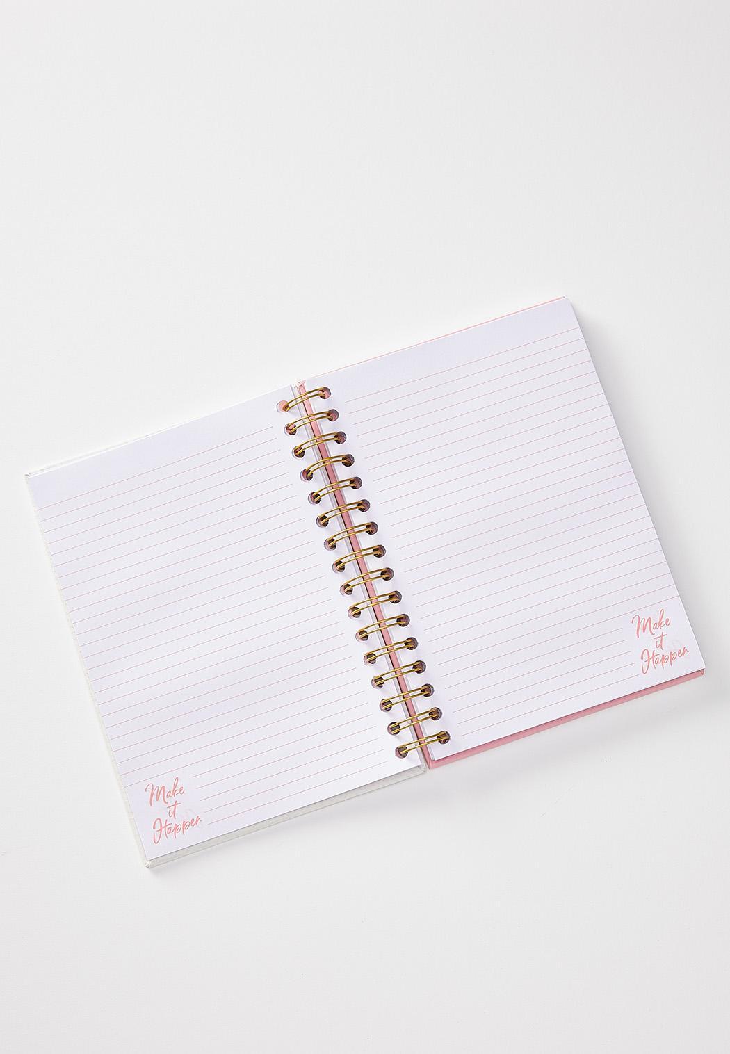 Make It Happen Notebook (Item #44294573)