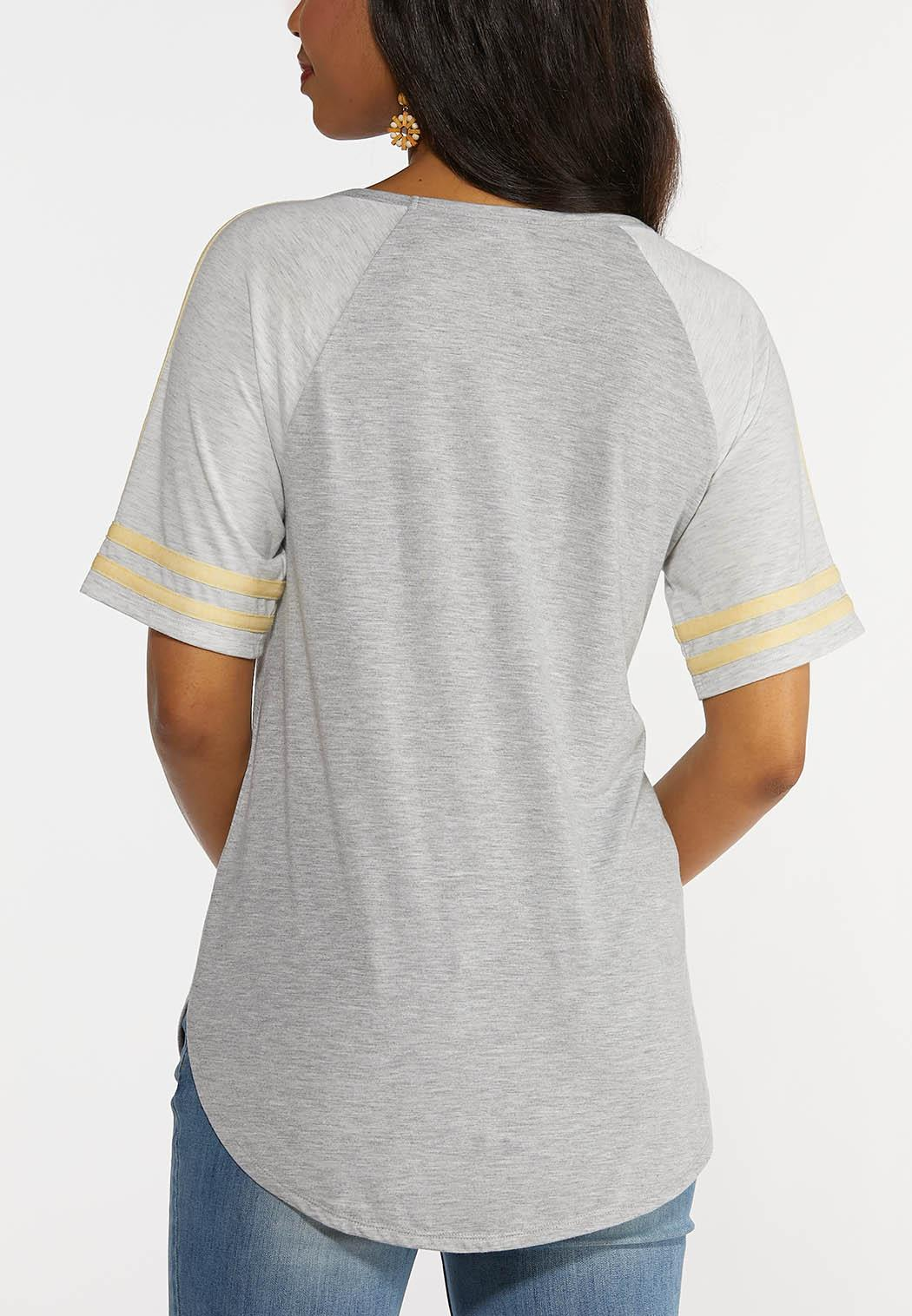 Plus Size Sunny State of Mind Tee (Item #44303207)