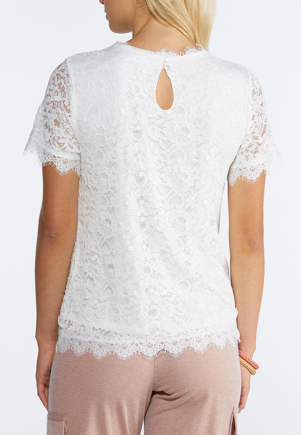 Vintage Lace Top (Item #44306596)