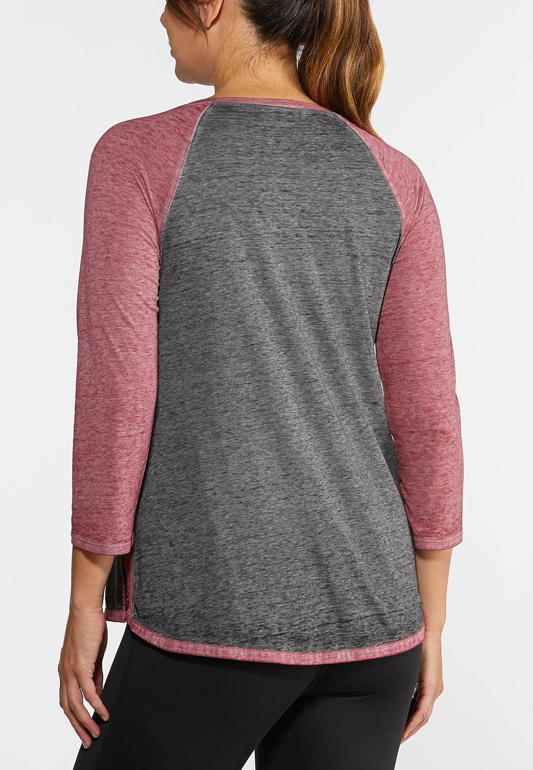 Live Your Passion Baseball Tee (Item #44311384)