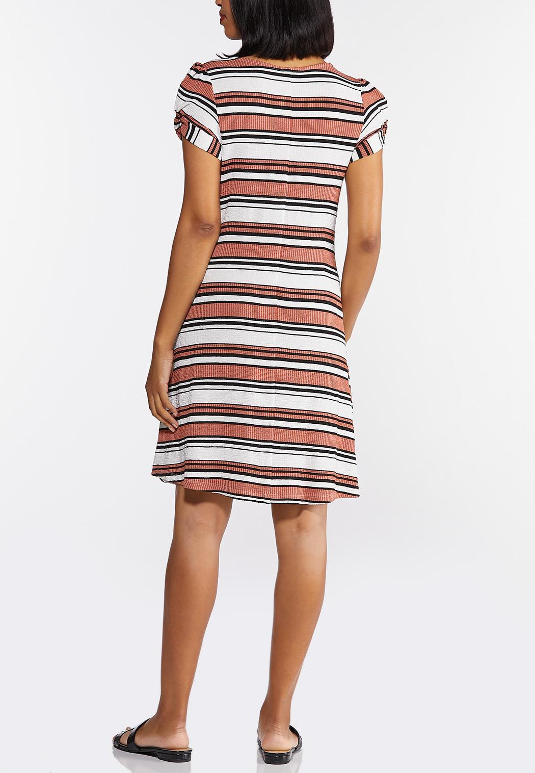 Striped Swing Dress (Item #44313270)