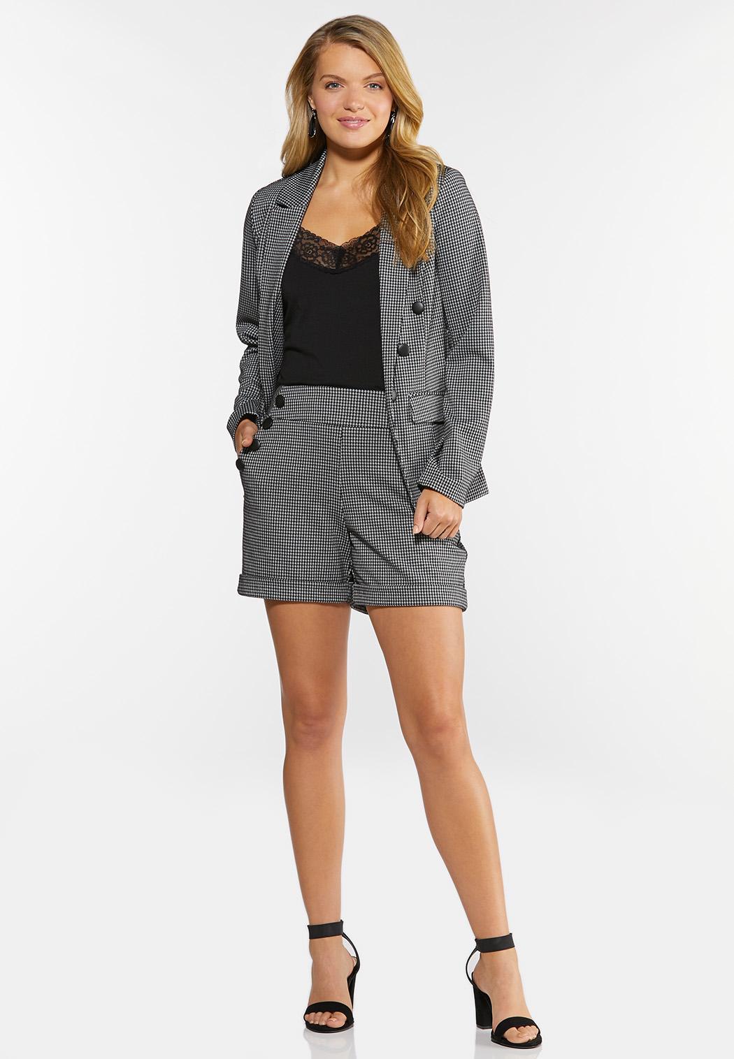 Houndstooth Shorts (Item #44315822)