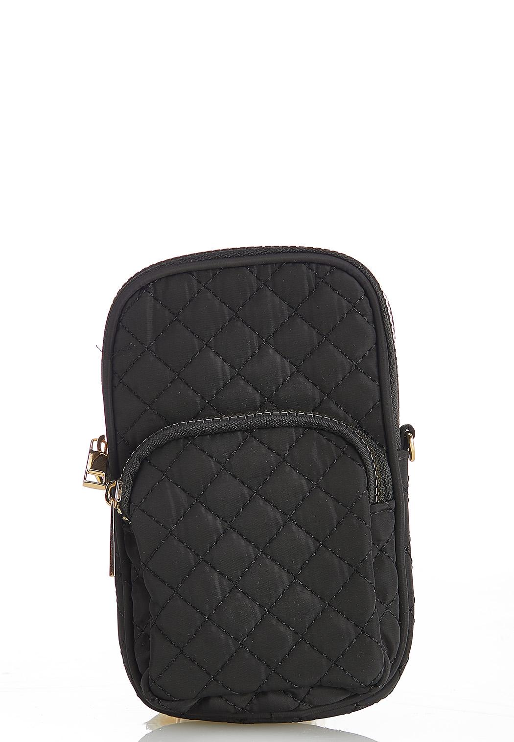 Quilted Cellphone Crossbody (Item #44326494)