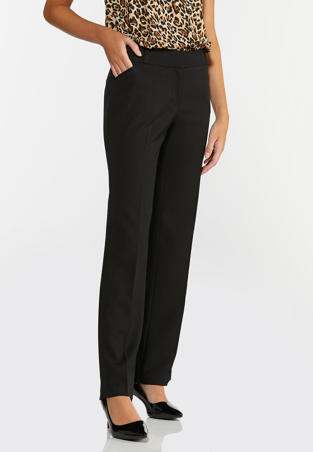 Curvy Trouser Pants (Item #44326573)
