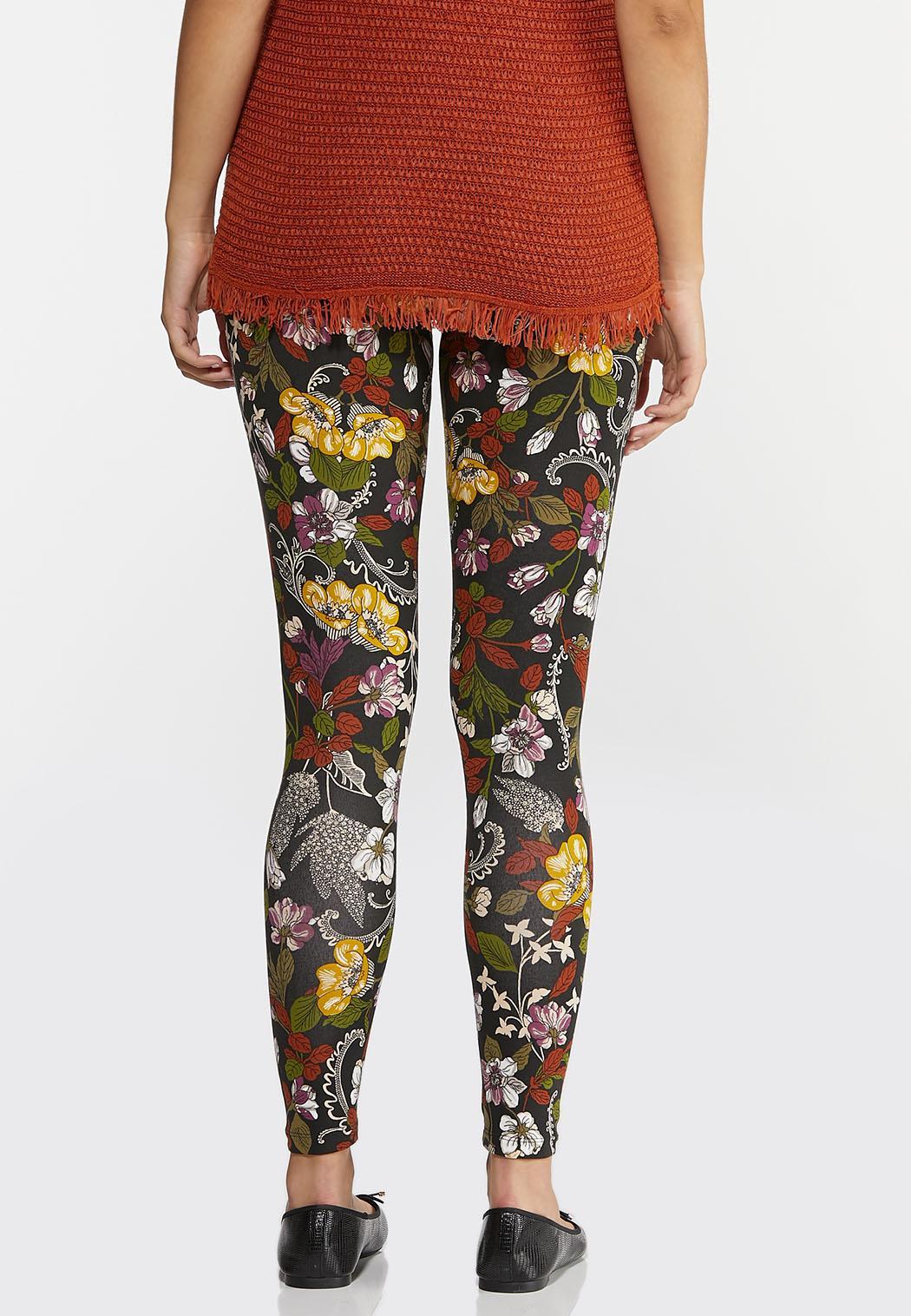 Garden Floral Leggings (Item #44326595)