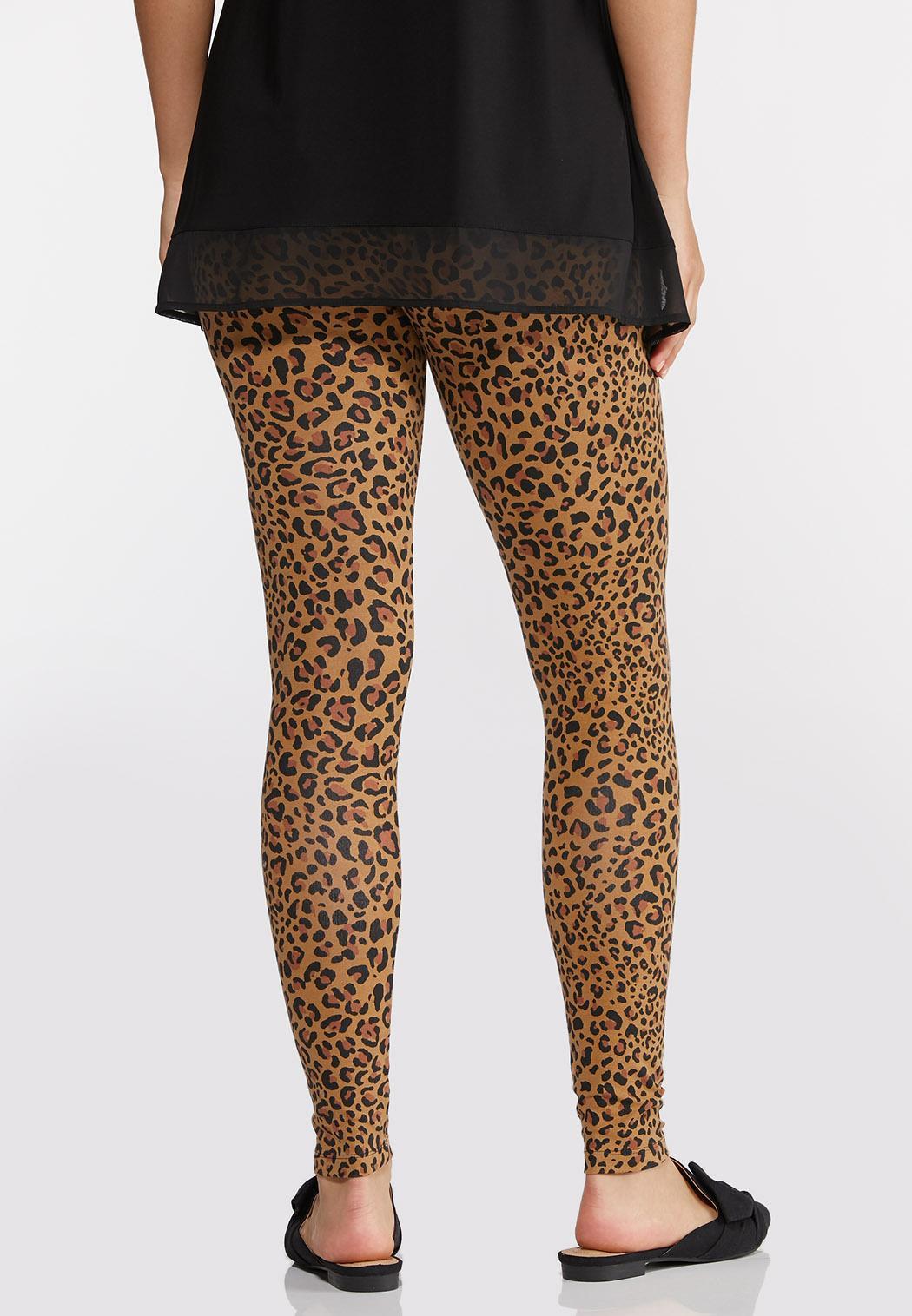 Leopard Leggings (Item #44326608)
