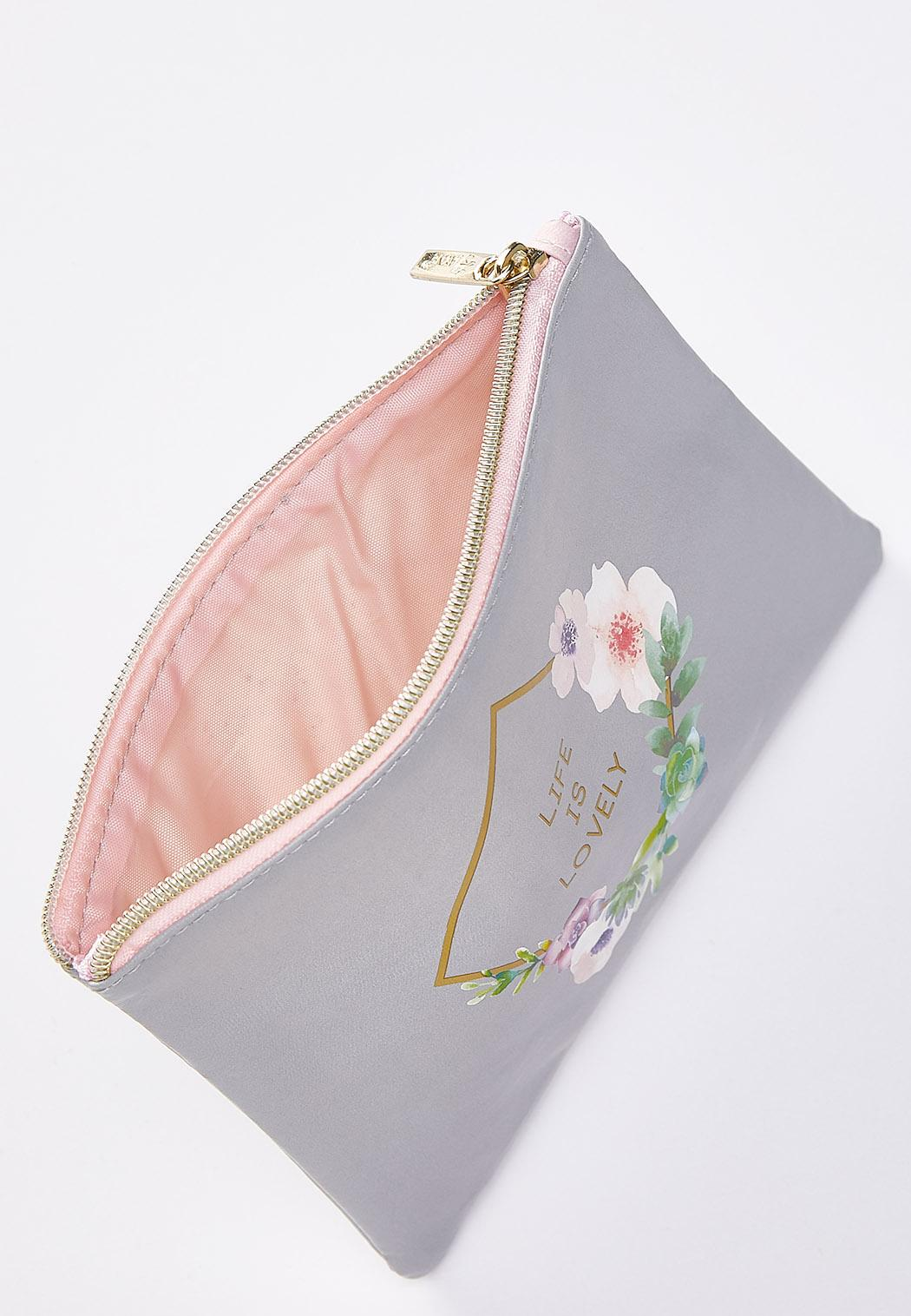 Life Is Lovely Pouch (Item #44329013)
