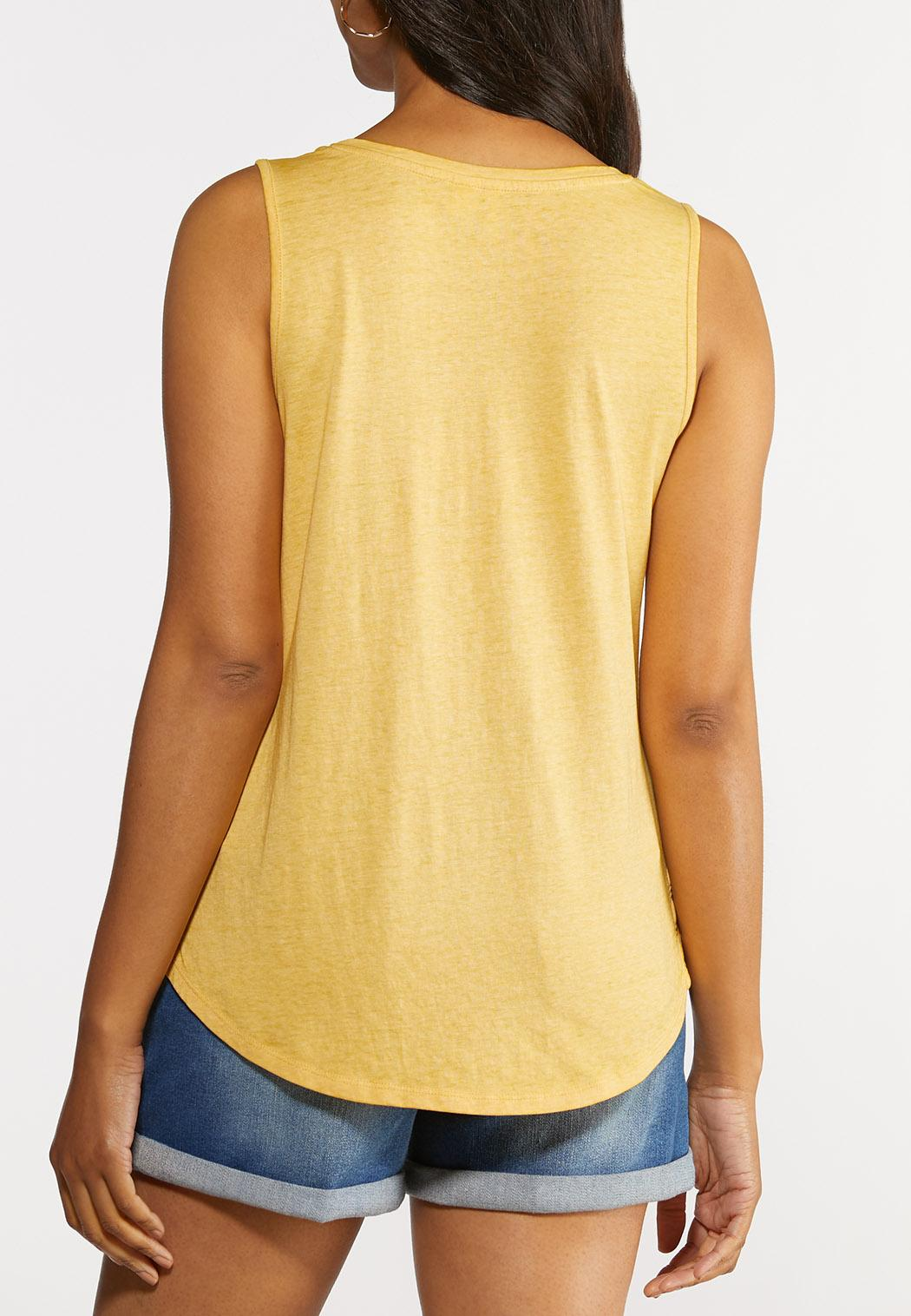 Plus Size Adventure Is Out There Tank (Item #44329788)