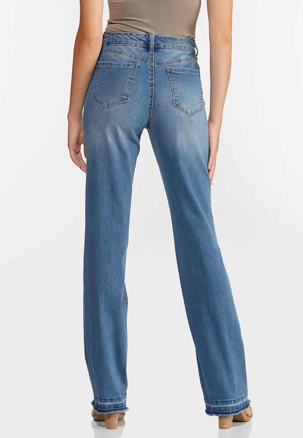 Curvy Flare Jeans (Item #44330415)