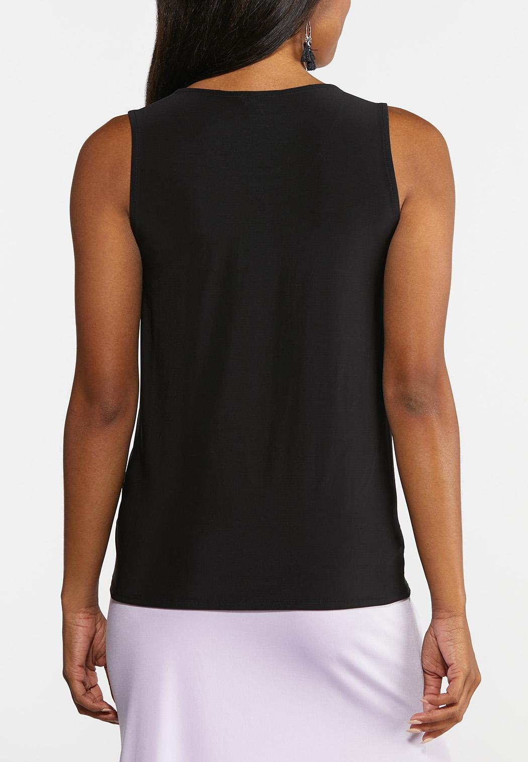 Faux Leather Tank (Item #44331079)