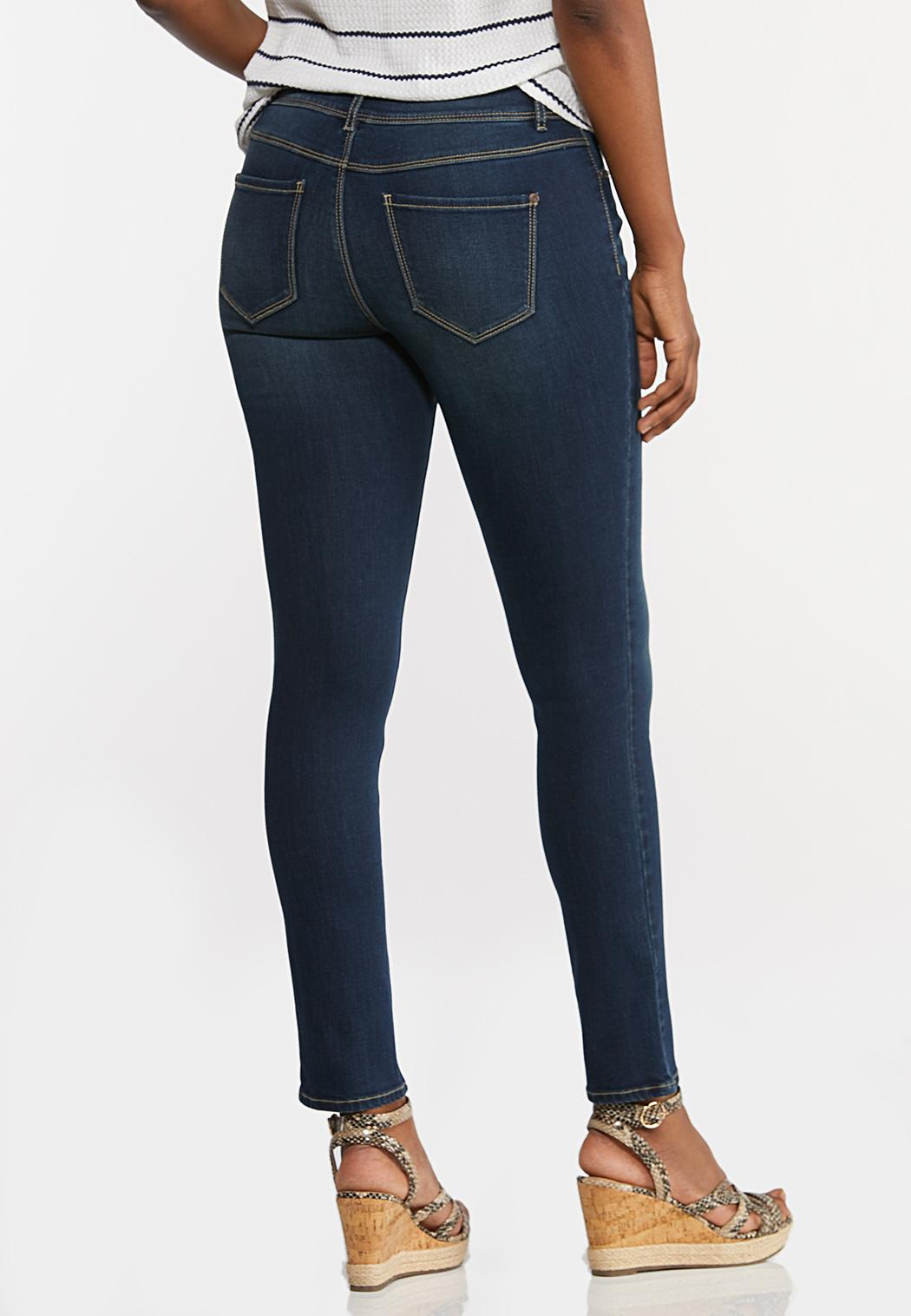 Petite Skinny Jeans (Item #44332070)