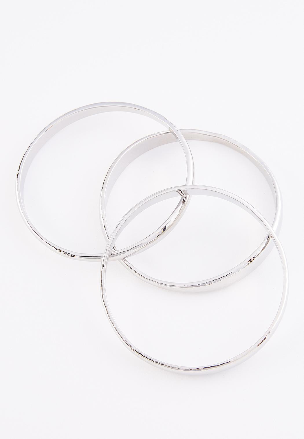 XL Metal Bangle Set (Item #44342664)