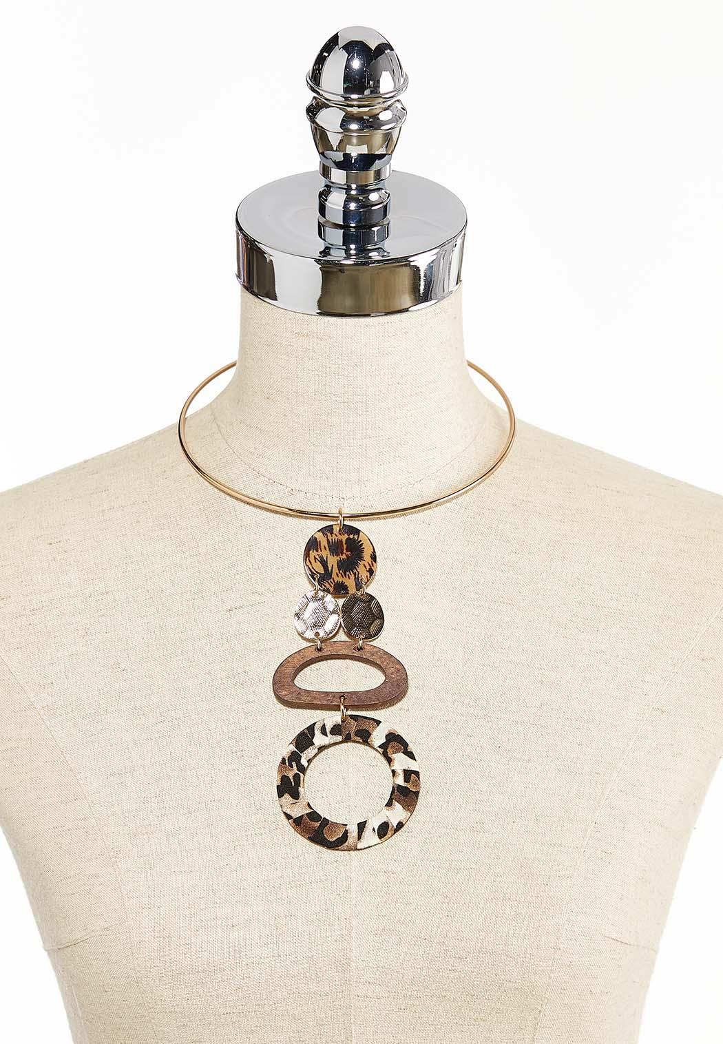 Safari Adventure Wire Necklace (Item #44345210)