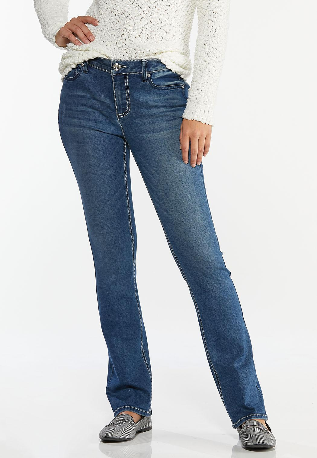 Angel Wing Bootcut Jeans (Item #44351074)