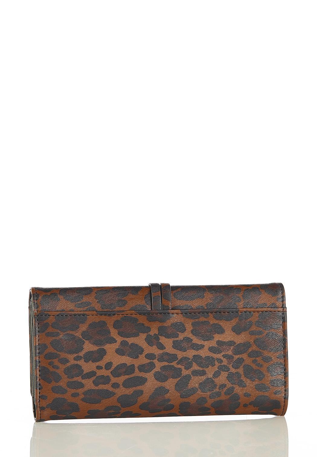Leopard Wallet (Item #44357872)