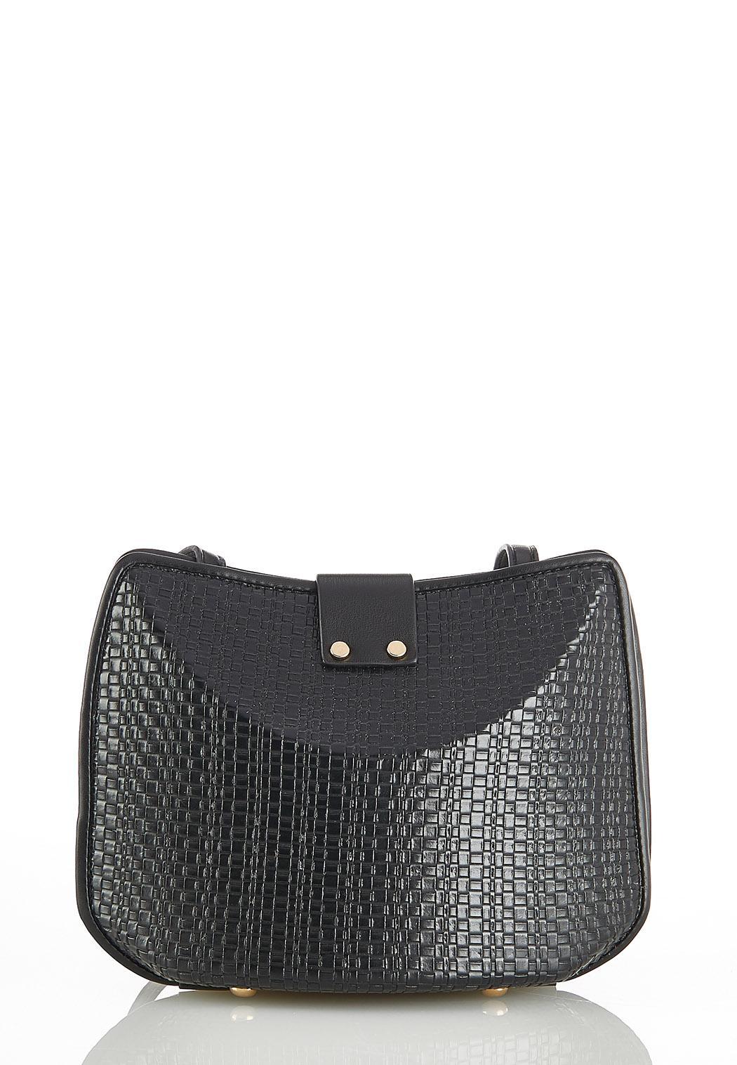 Basket Weave Crossbody (Item #44357892)