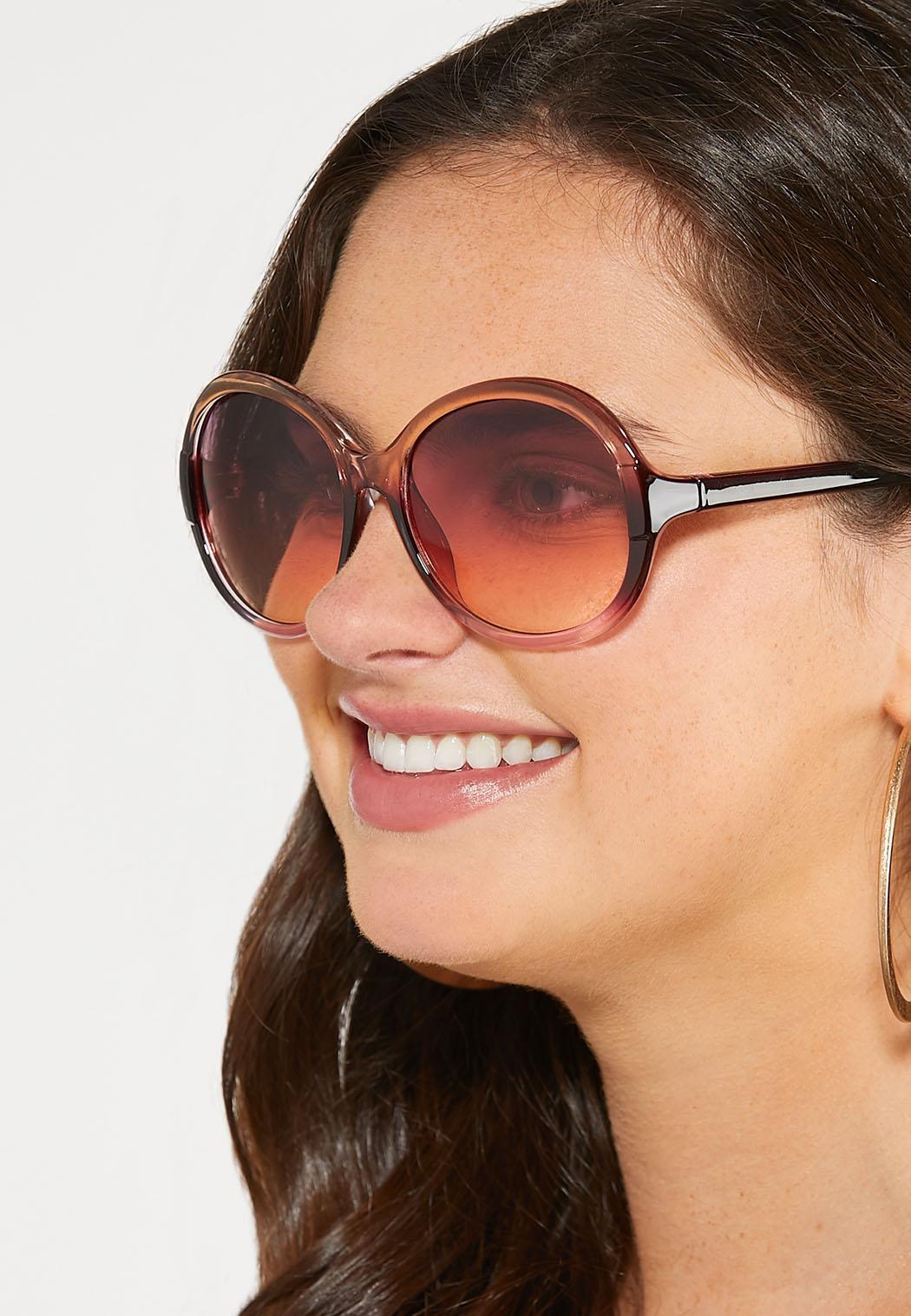 Ombre Rose Sunglasses (Item #44369175)