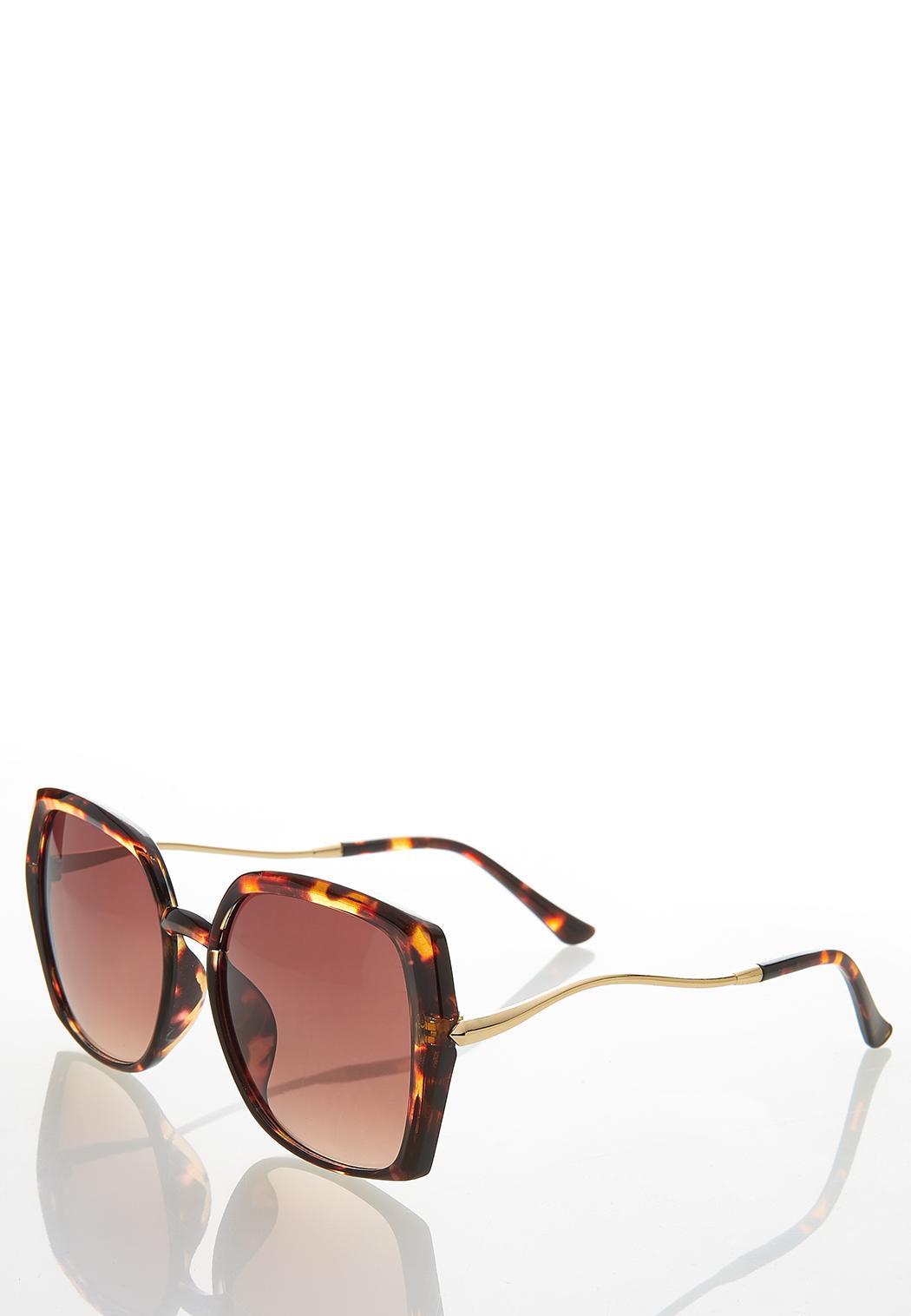 Tort Trim Sunglasses (Item #44369197)