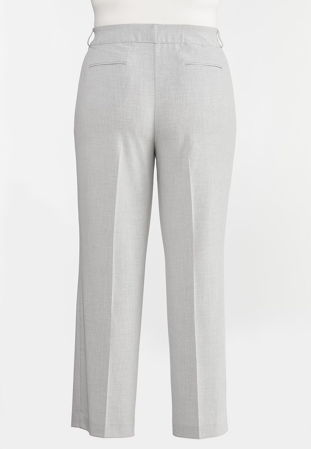 Plus Size Curvy Trousers (Item #44374198)