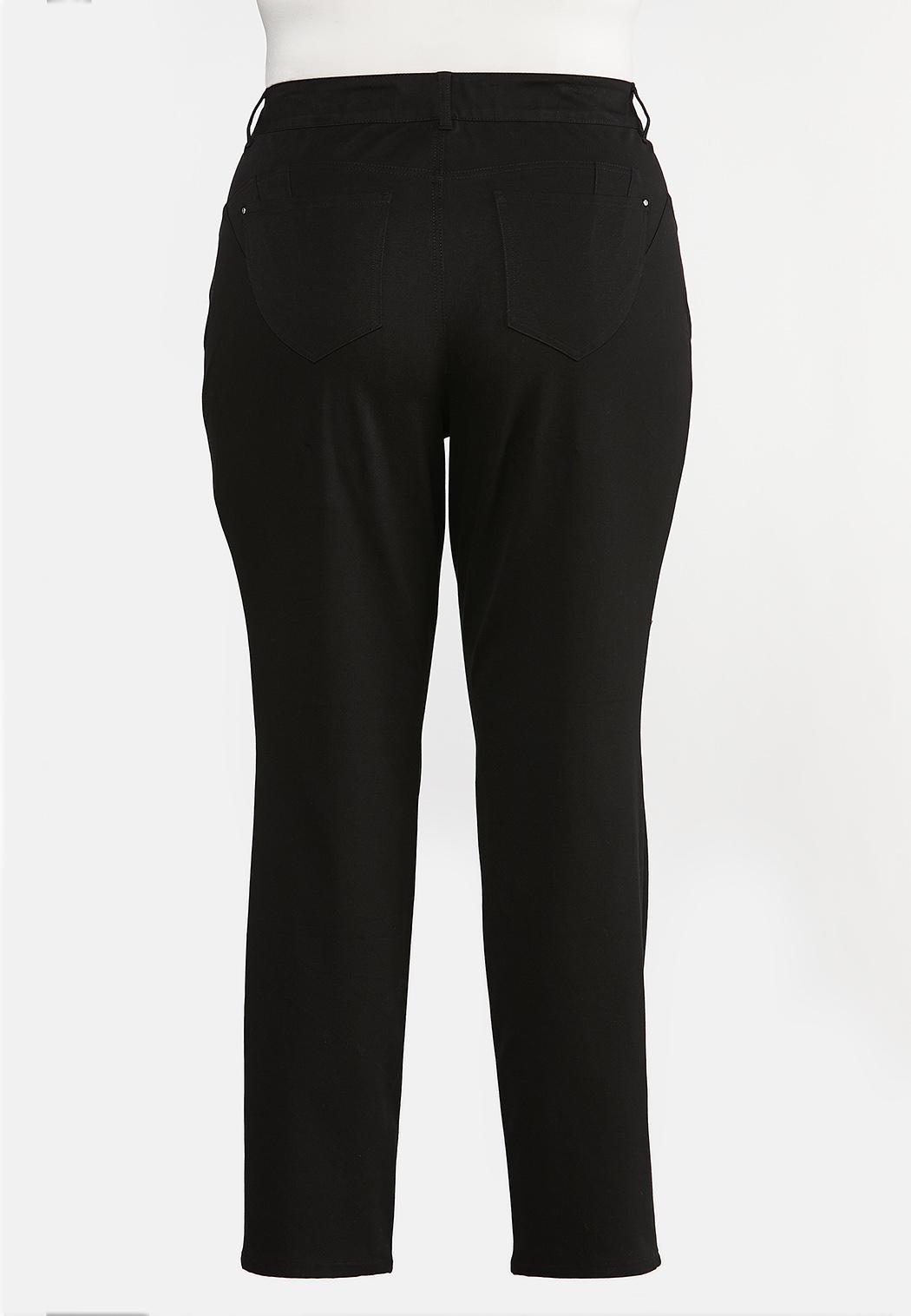Plus Size Curvy Getaway Pants (Item #44375082)