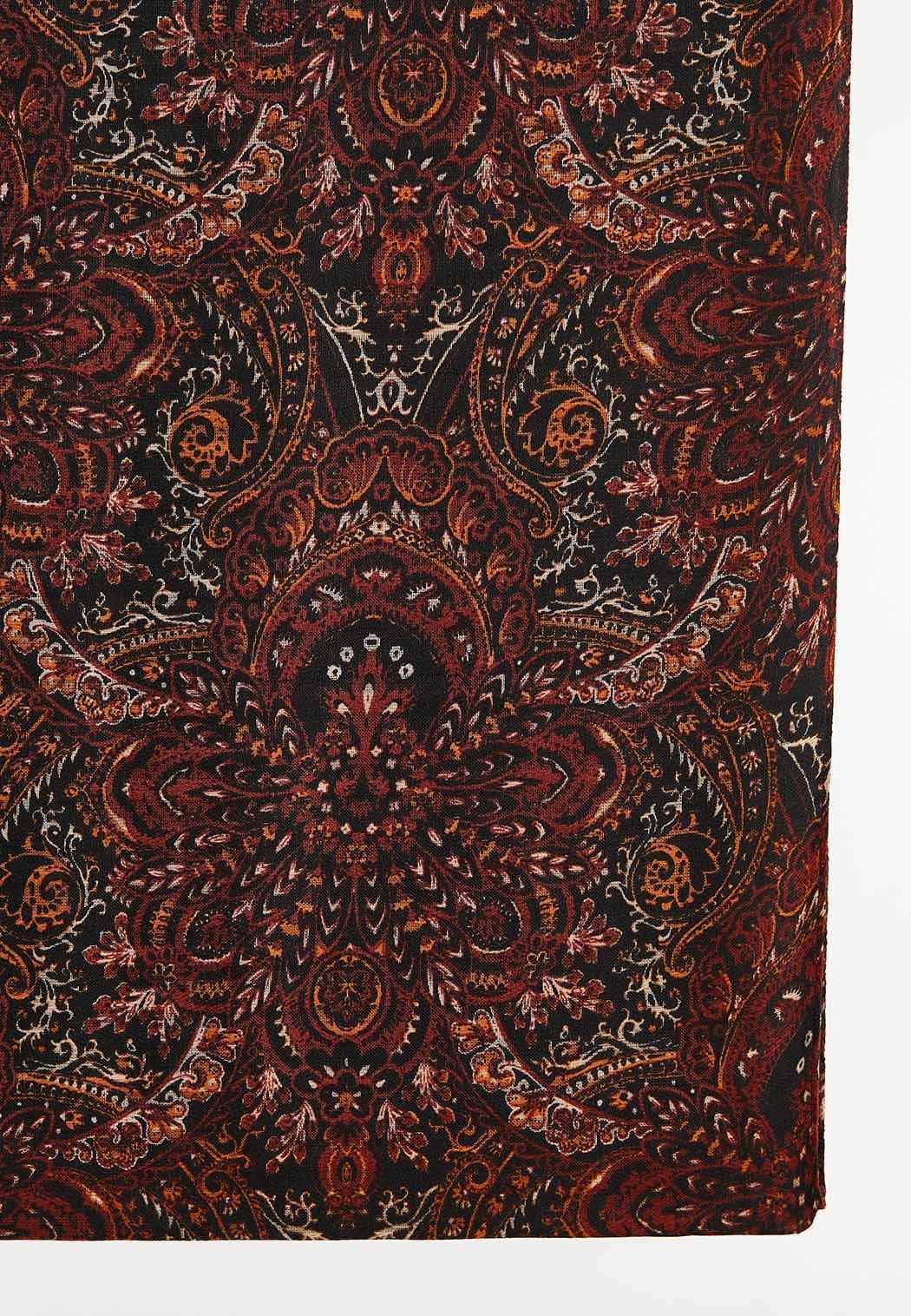 Batik Medallion Infinity Scarf (Item #44376445)