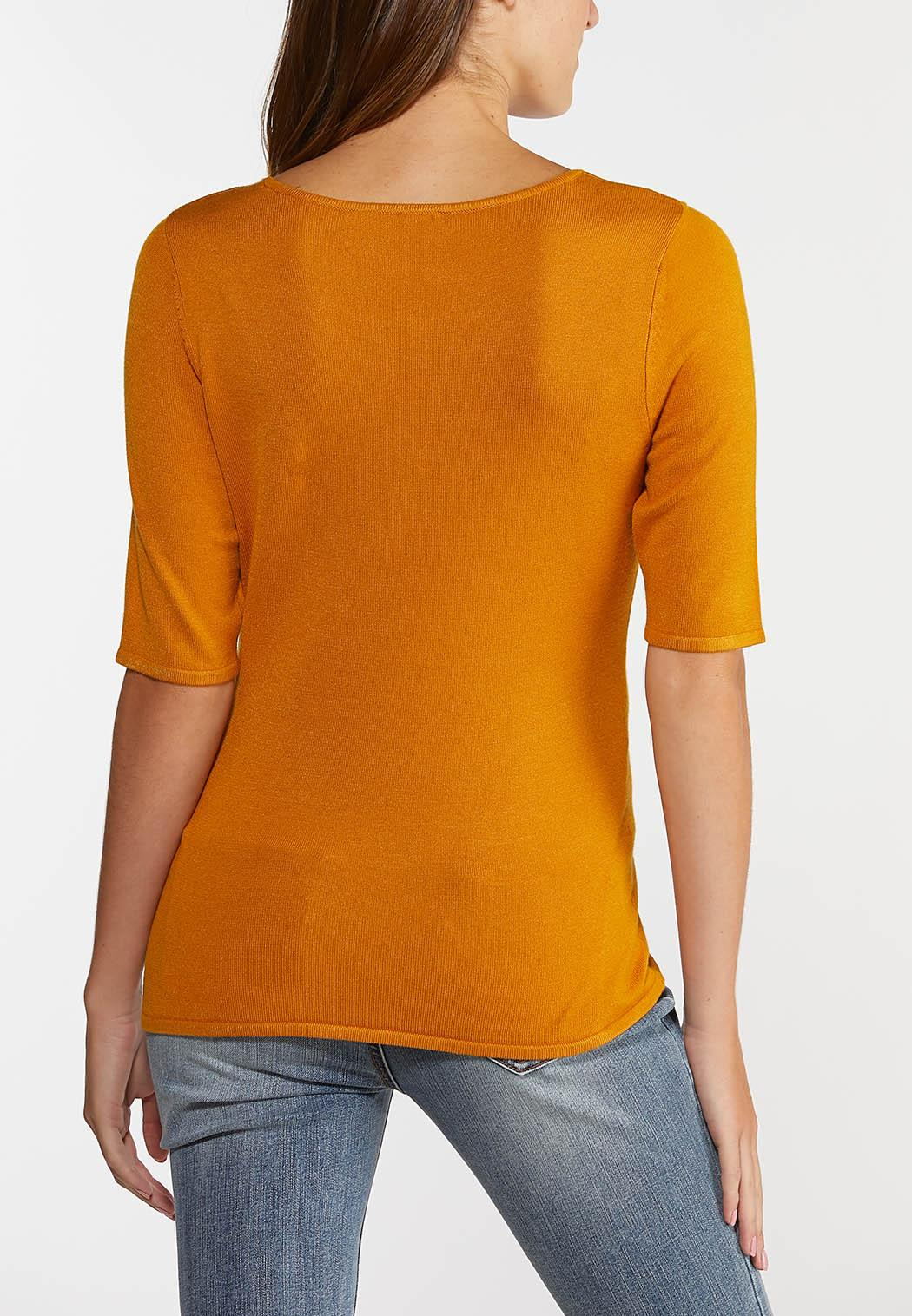 Solid Crewneck Sweater (Item #44378671)