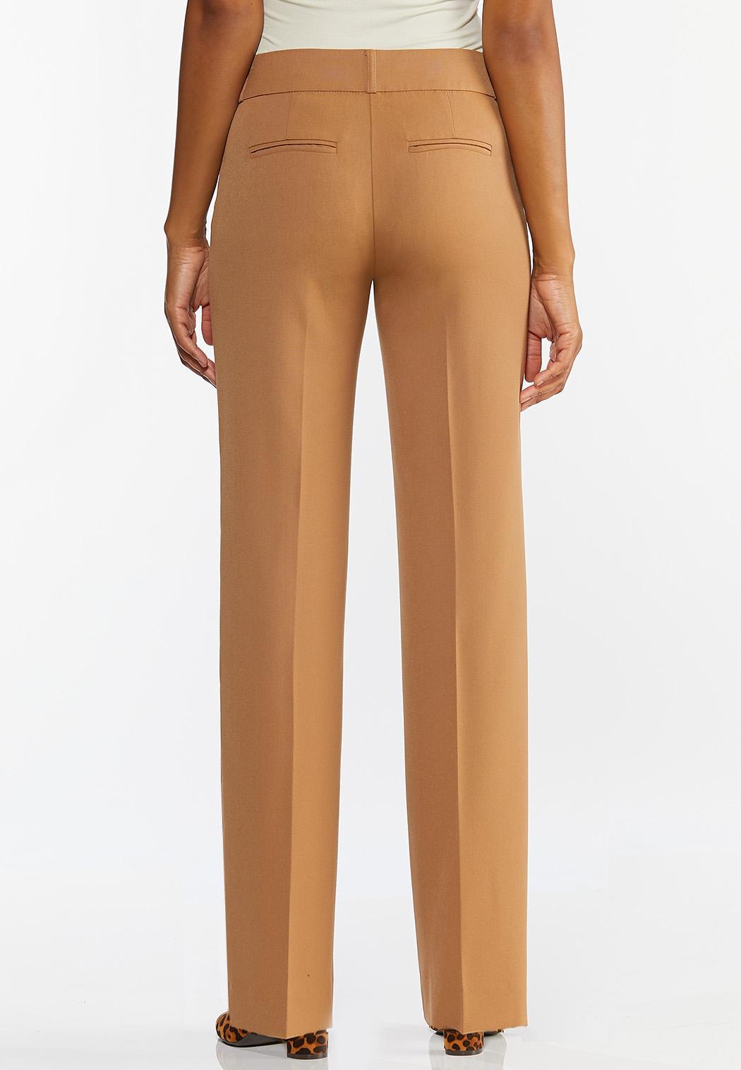 Stretch Waist Trouser Pants (Item #44380976)