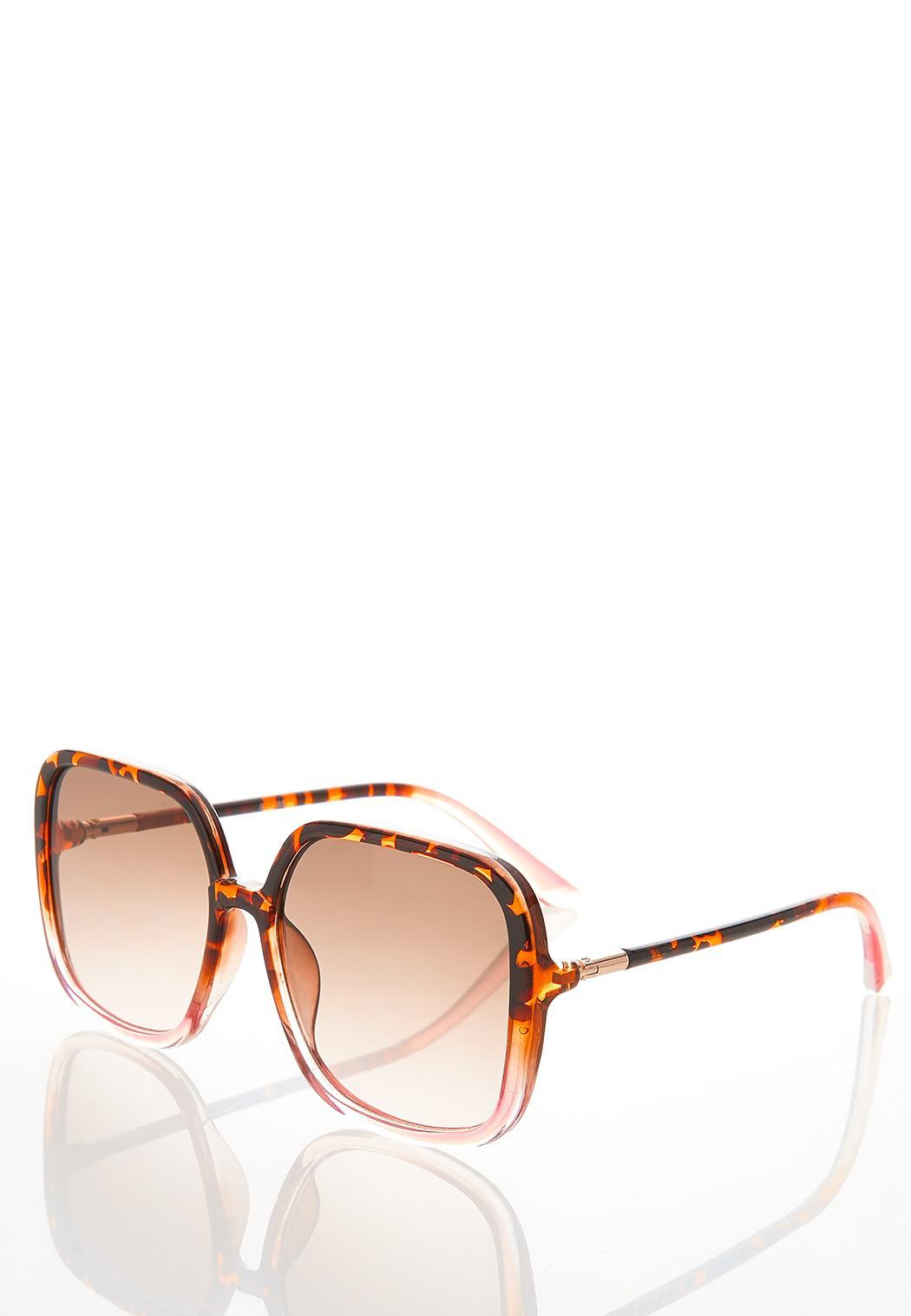 Square Lucite Sunglasses (Item #44381618)